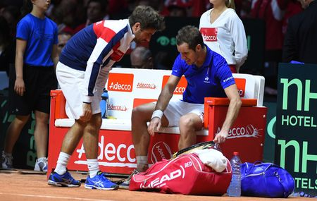 Tennis : Coupe Davis - Gasquet, premier joueur � rompre le silence