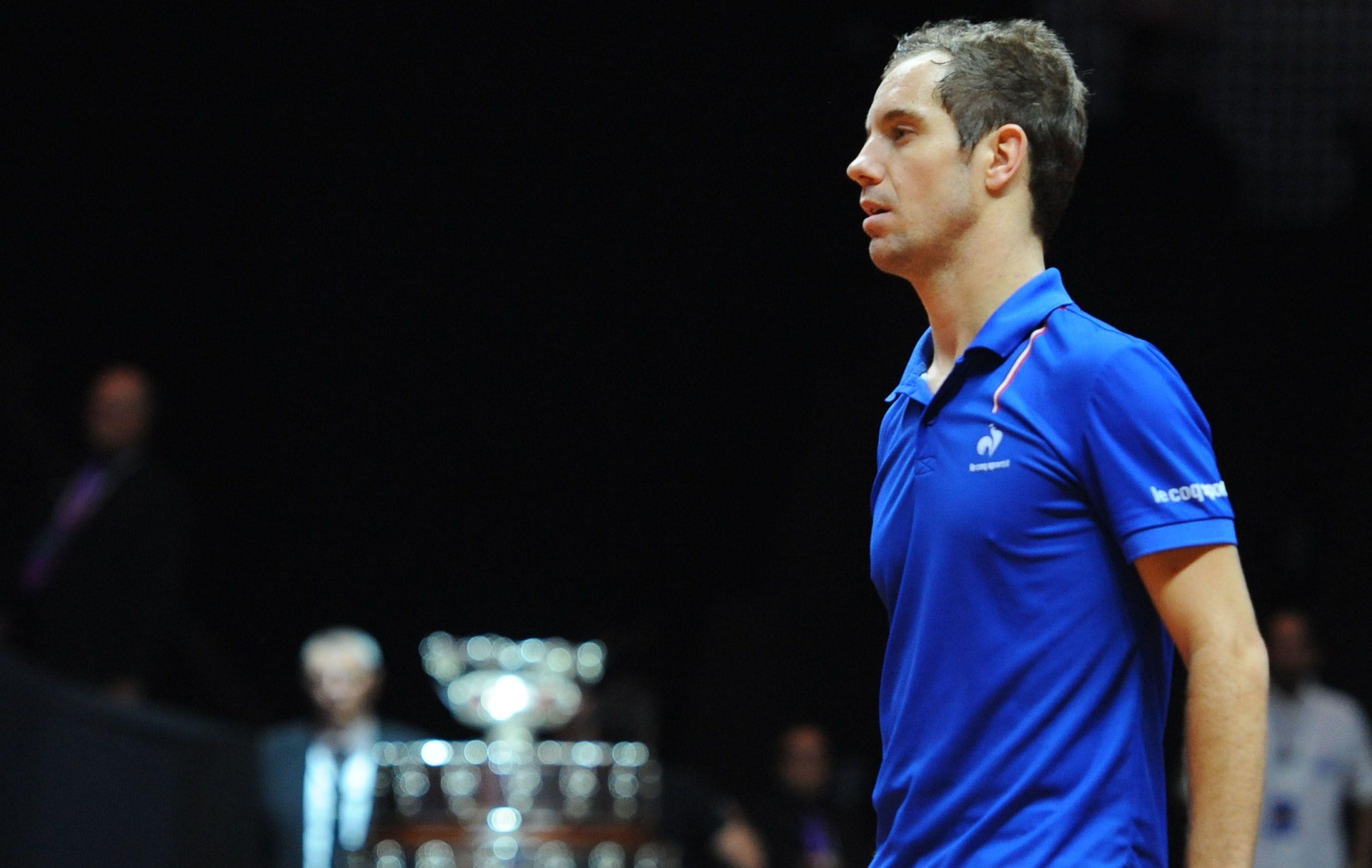 Coupe Davis - Gasquet remplace Tsonga pour affronter Federer