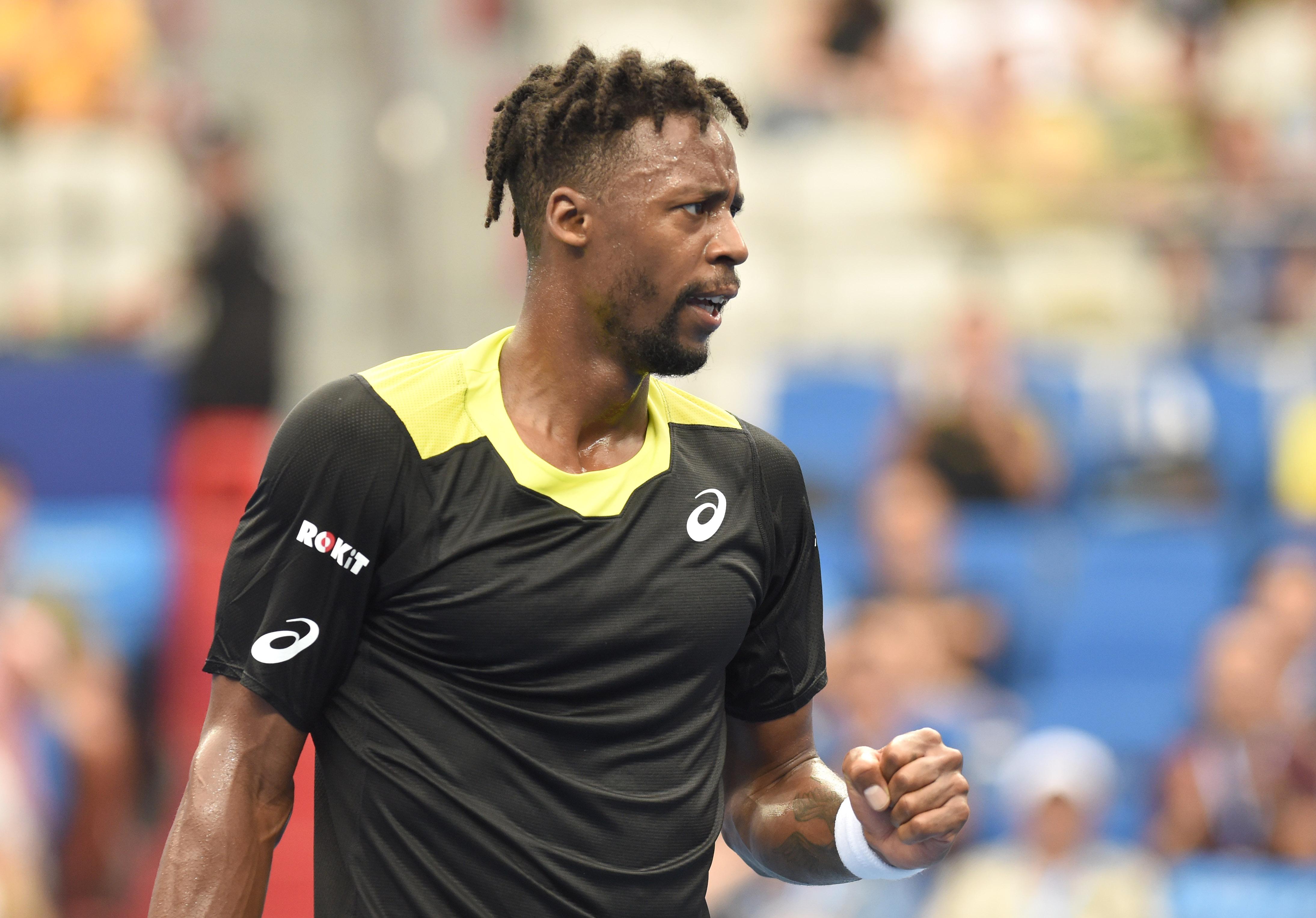Tennis - Coupe Davis - Grosjean : «L'équipe de France est au-dessus de tout»