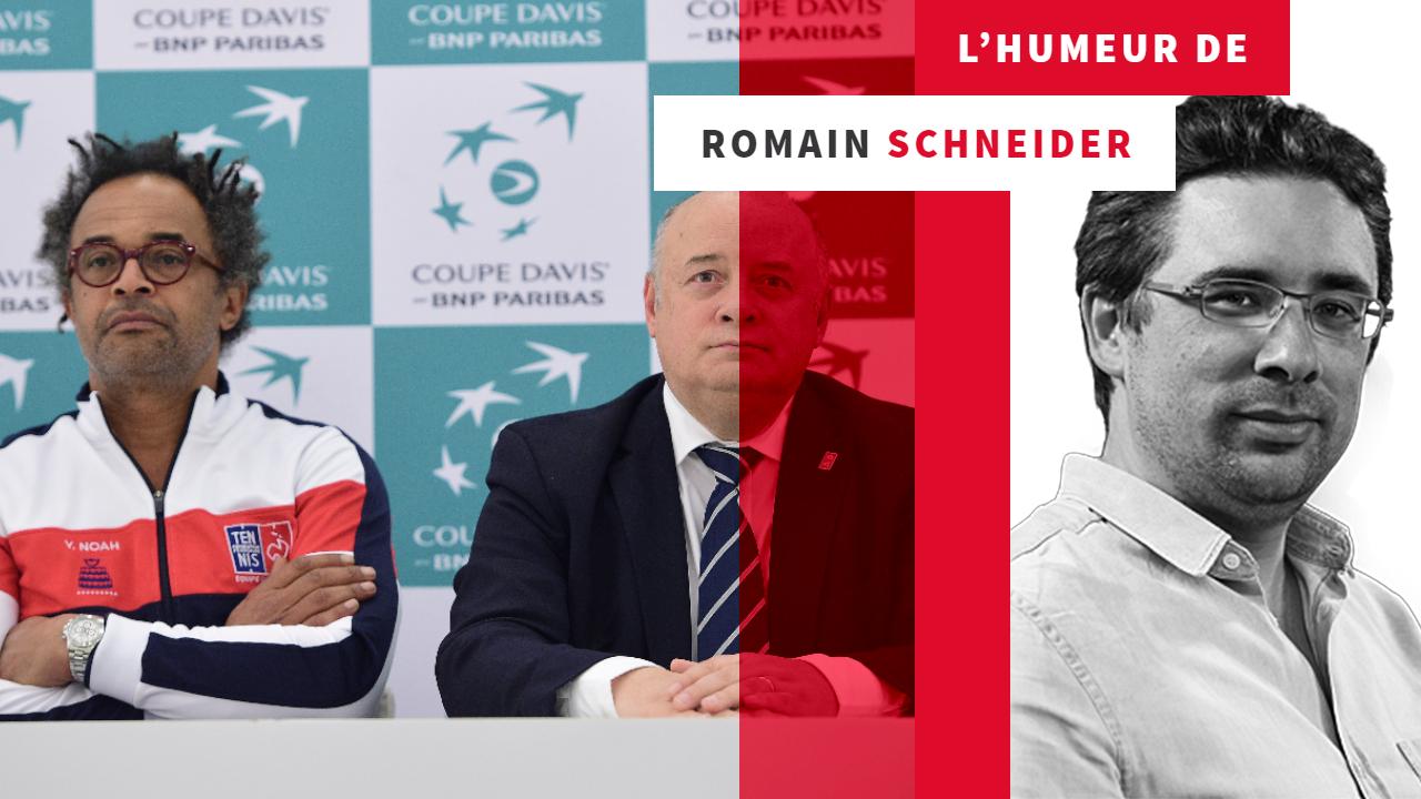 Tennis - Coupe Davis - Humeur - Drôle d'ambiance pour une qualification...