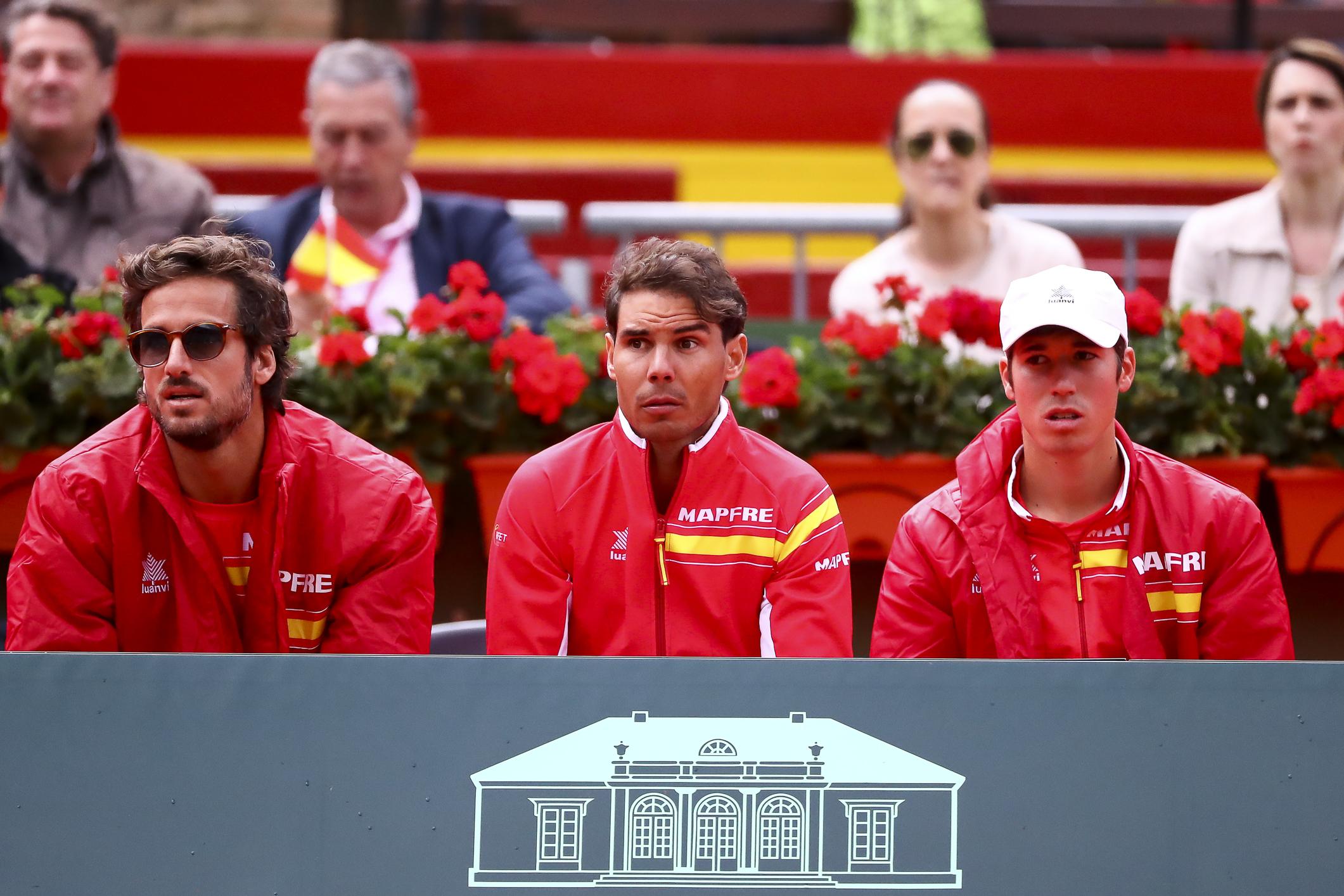 Tennis - Coupe Davis - L'Espagne sans Nadal, ça donne quoi ?