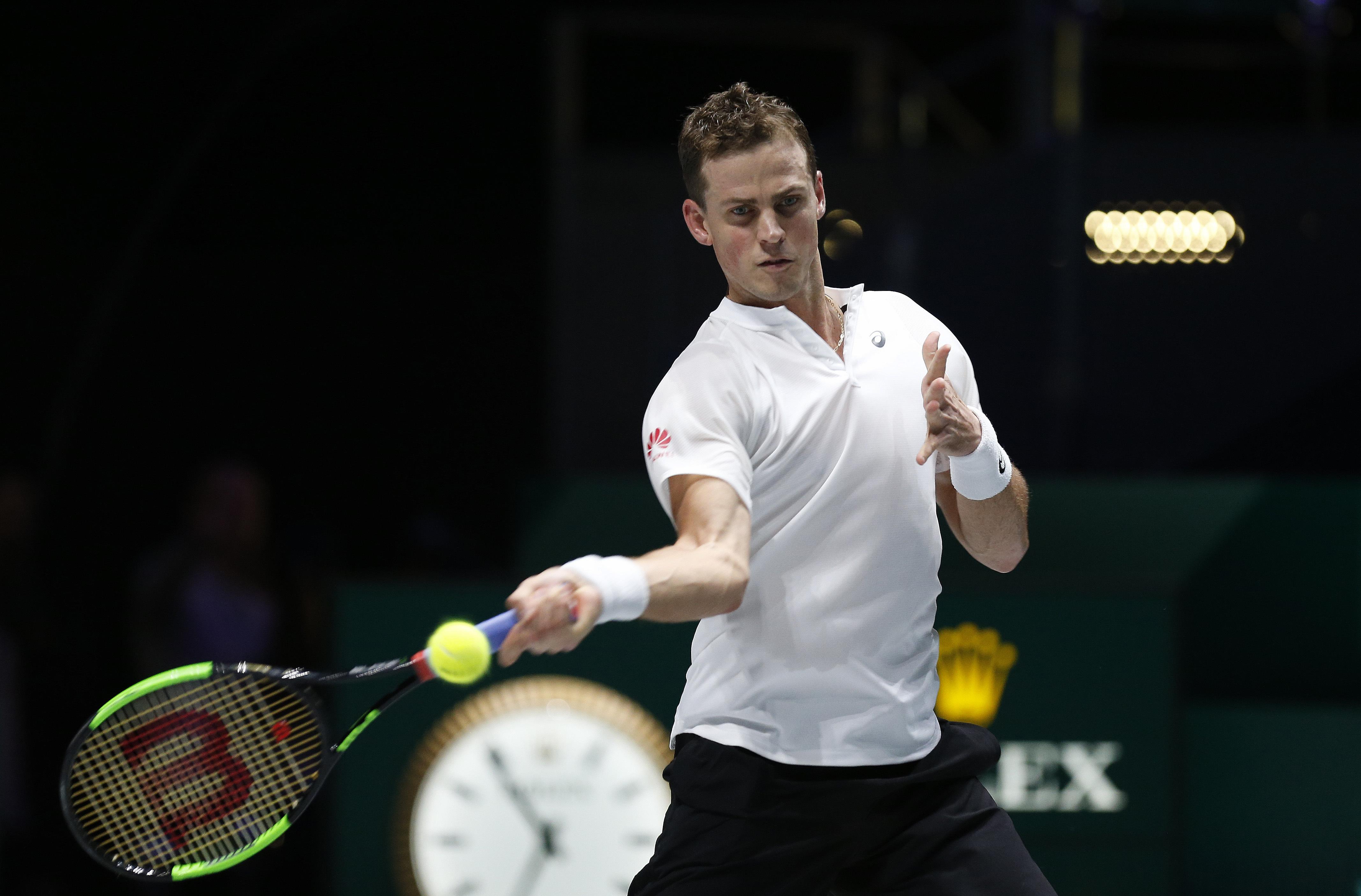Tennis - Coupe Davis - L'étonnant Pospisil porte le Canada, en quête d'une première finale en Coupe Davis