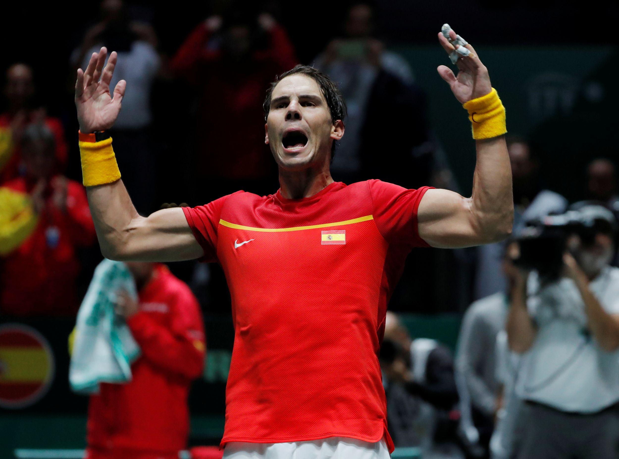 Tennis - Coupe Davis - L'indestructible Nadal brille à domicile