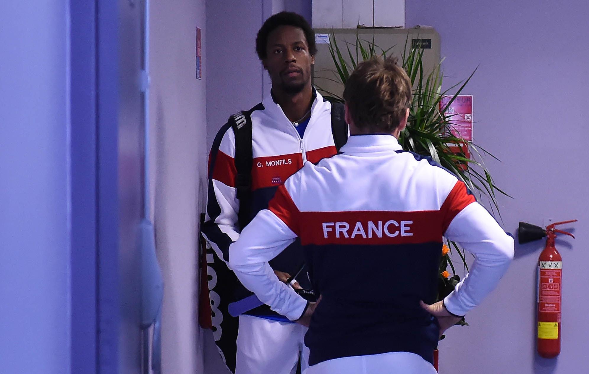 Tennis - Coupe Davis - La France ne pourra pas compter sur Monfils