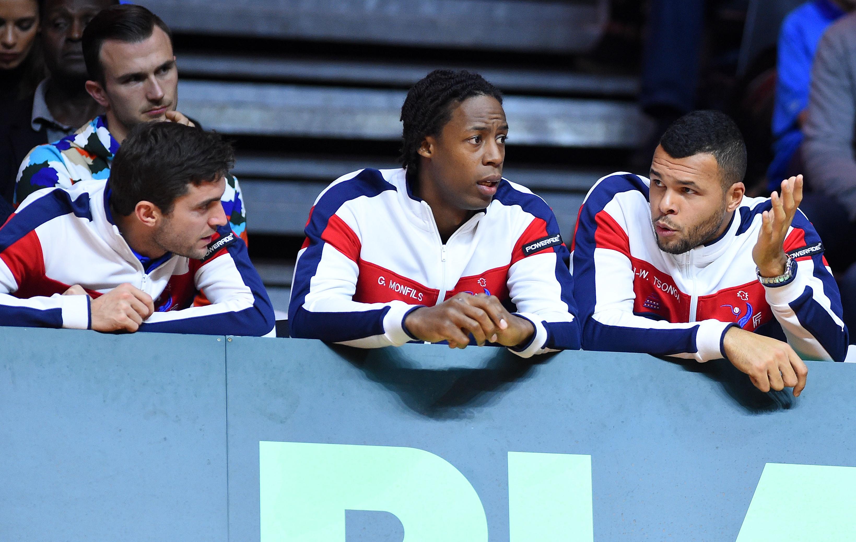 Tennis - Coupe Davis - Le forfait de Monfils fait grincer des dents