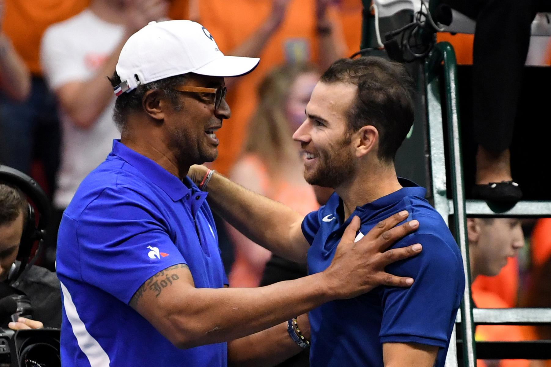 France pays bas les bonnes le ons d une victoire pas si facile coupe davis tennis - Coupe davis victoire france ...