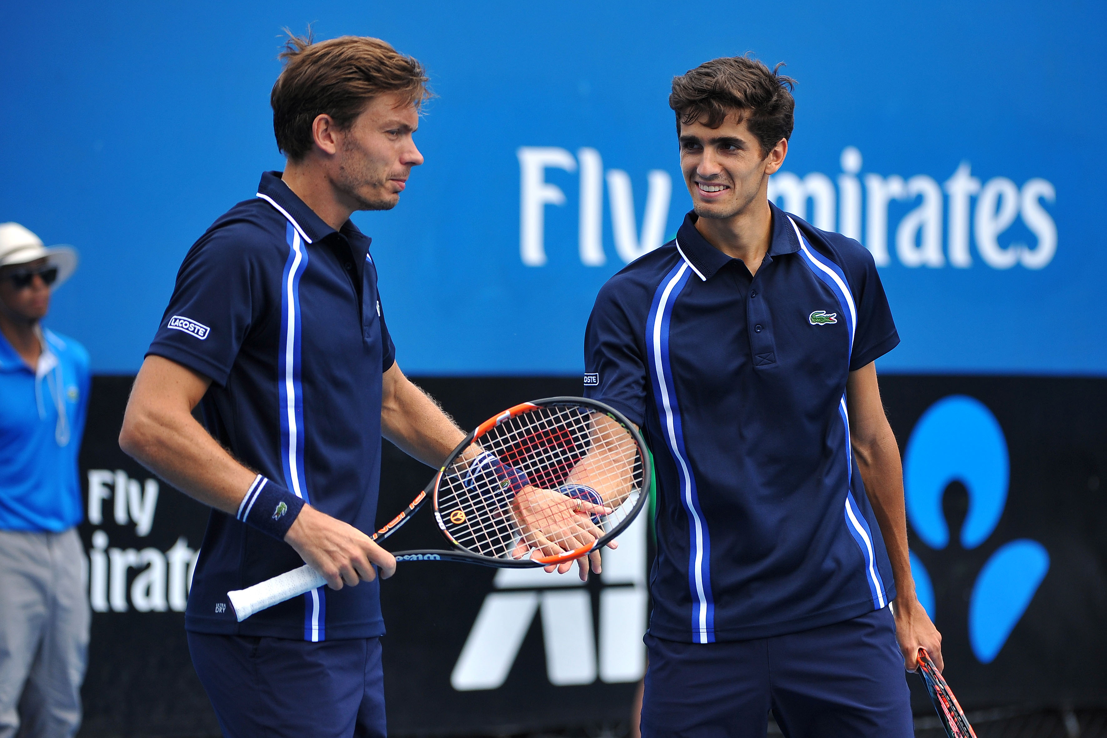 Tennis : Coupe Davis - Mahut-Herbert peuvent-ils bousculer l?ordre �tabli en Coupe Davis ?