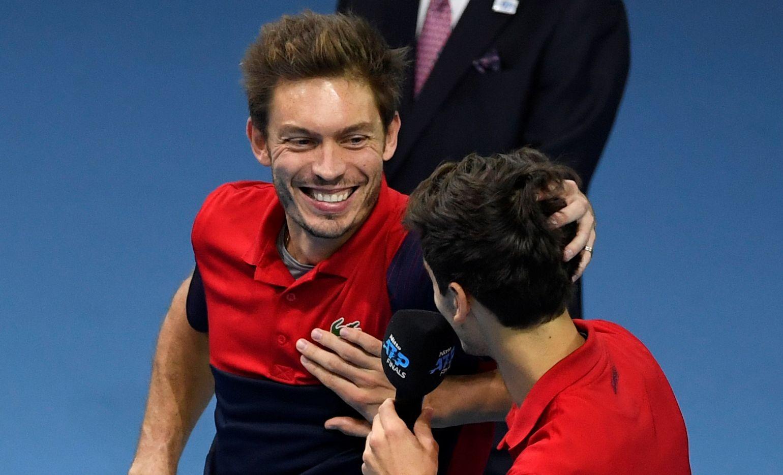 Tennis - Coupe Davis - Mahut : «J'ai plus l'impression que je vais vivre une Coupe du monde qu'une Coupe Davis»