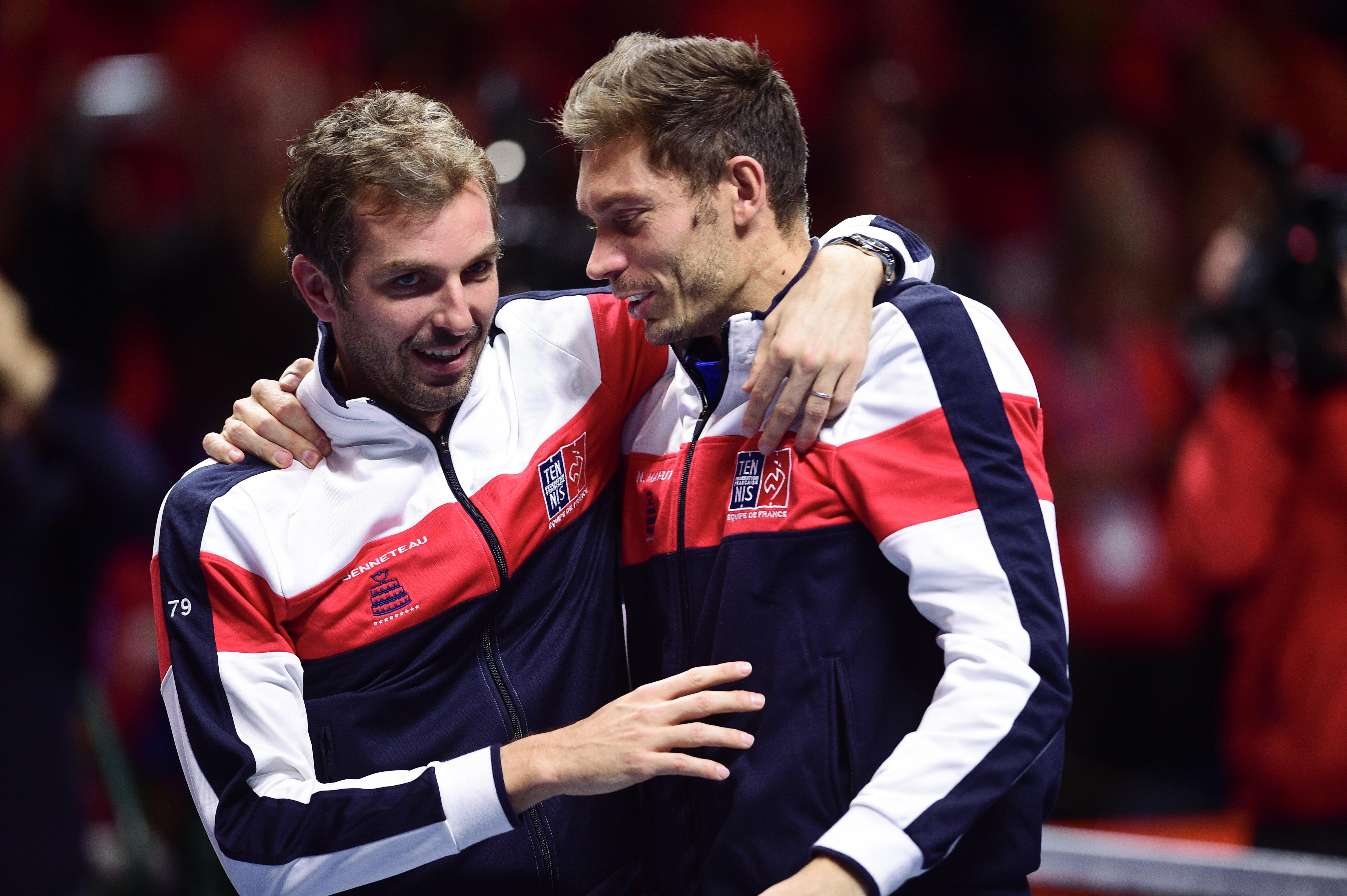 Tennis - Coupe Davis - Mahut : «La Coupe Davis est morte»