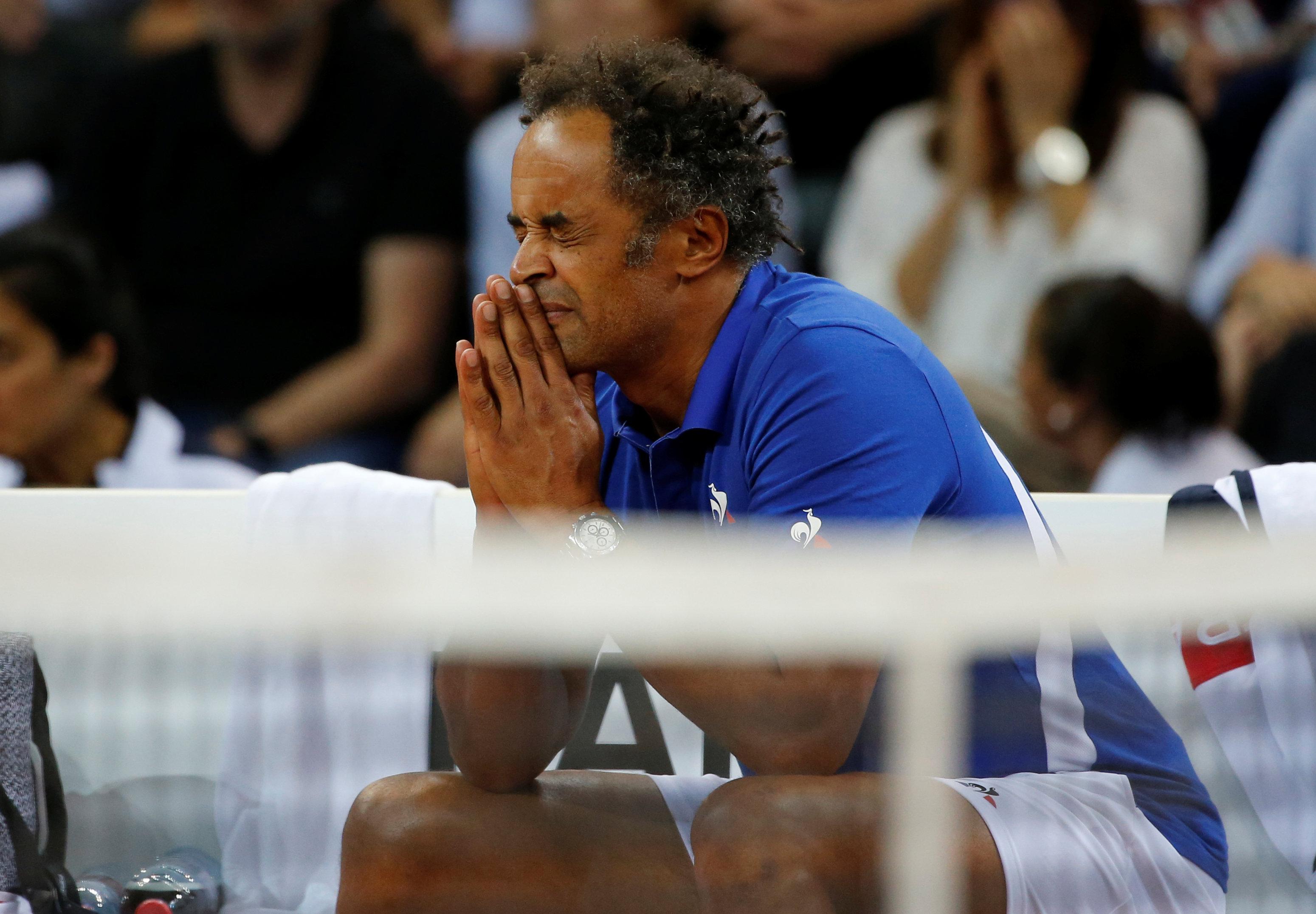Tennis - Coupe Davis - Noah : «Triste jour pour le tennis»