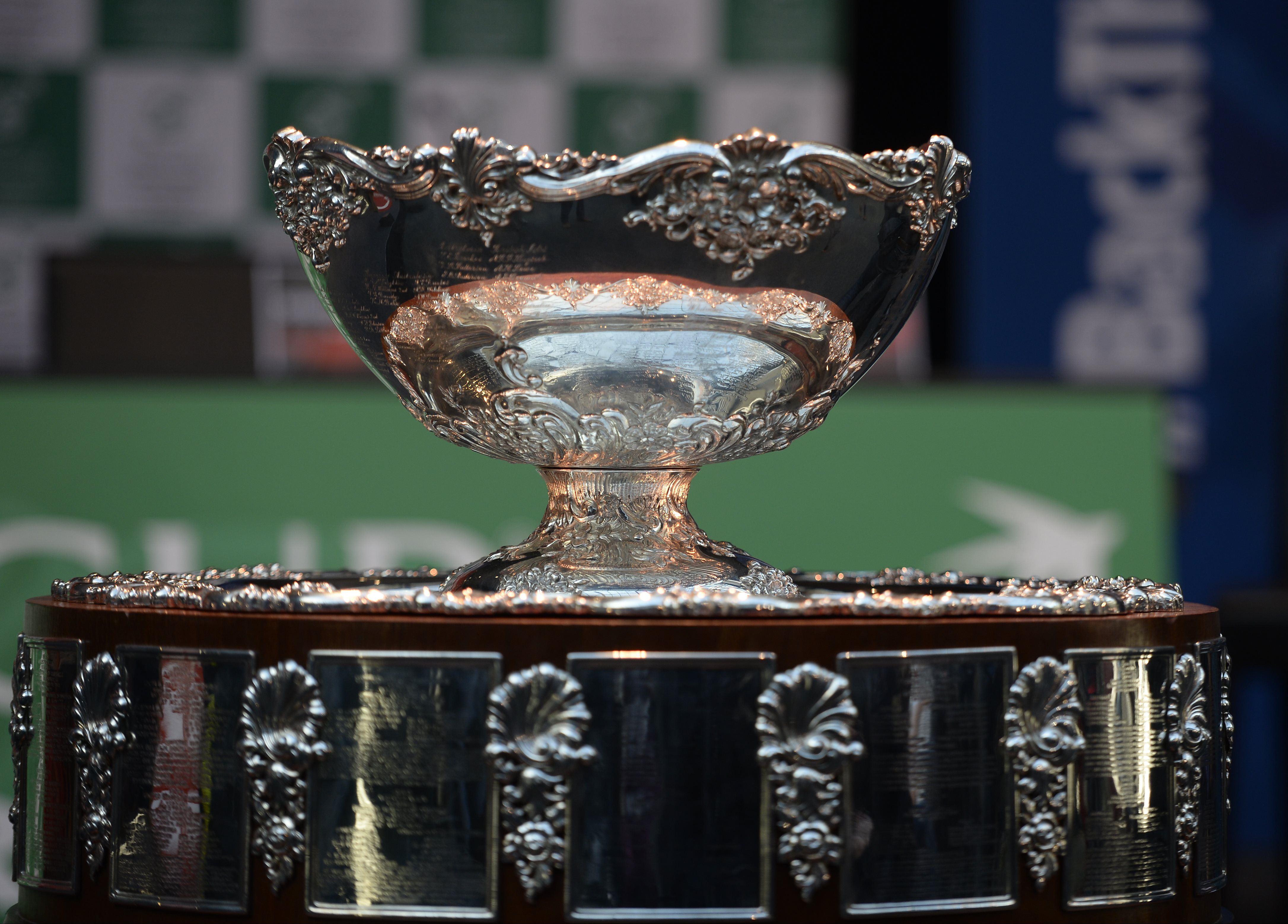 Tennis : Coupe Davis - Malgr� les critiques, la finale de Coupe Davis sur terrain neutre, c'est pour bient�t