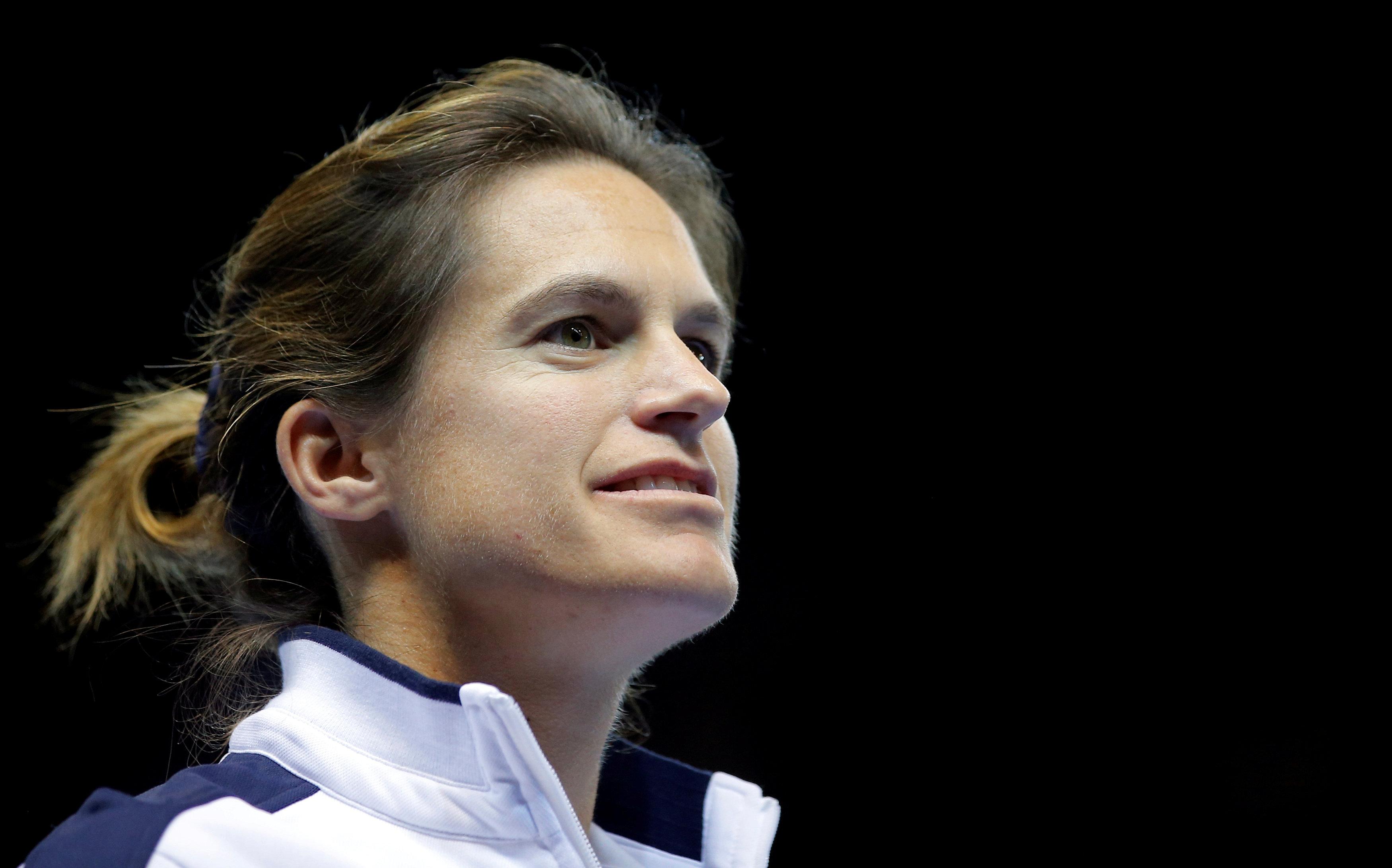Tennis - Coupe Davis - Mauresmo : «J'ai le sentiment que Lucas est très déterminé»
