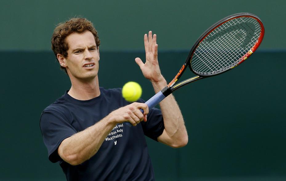 Tennis : Coupe Davis - Murray : �En tant qu'�quipe, on est au niveau�