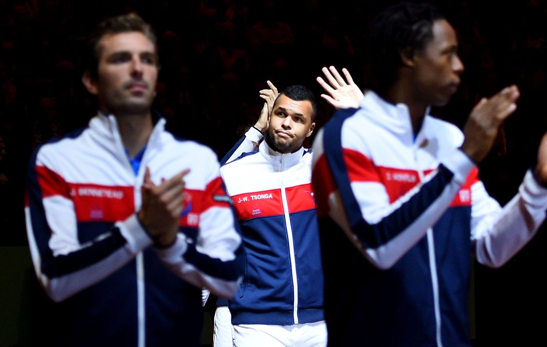 Coupe Davis - Qui pour affronter Federer ?