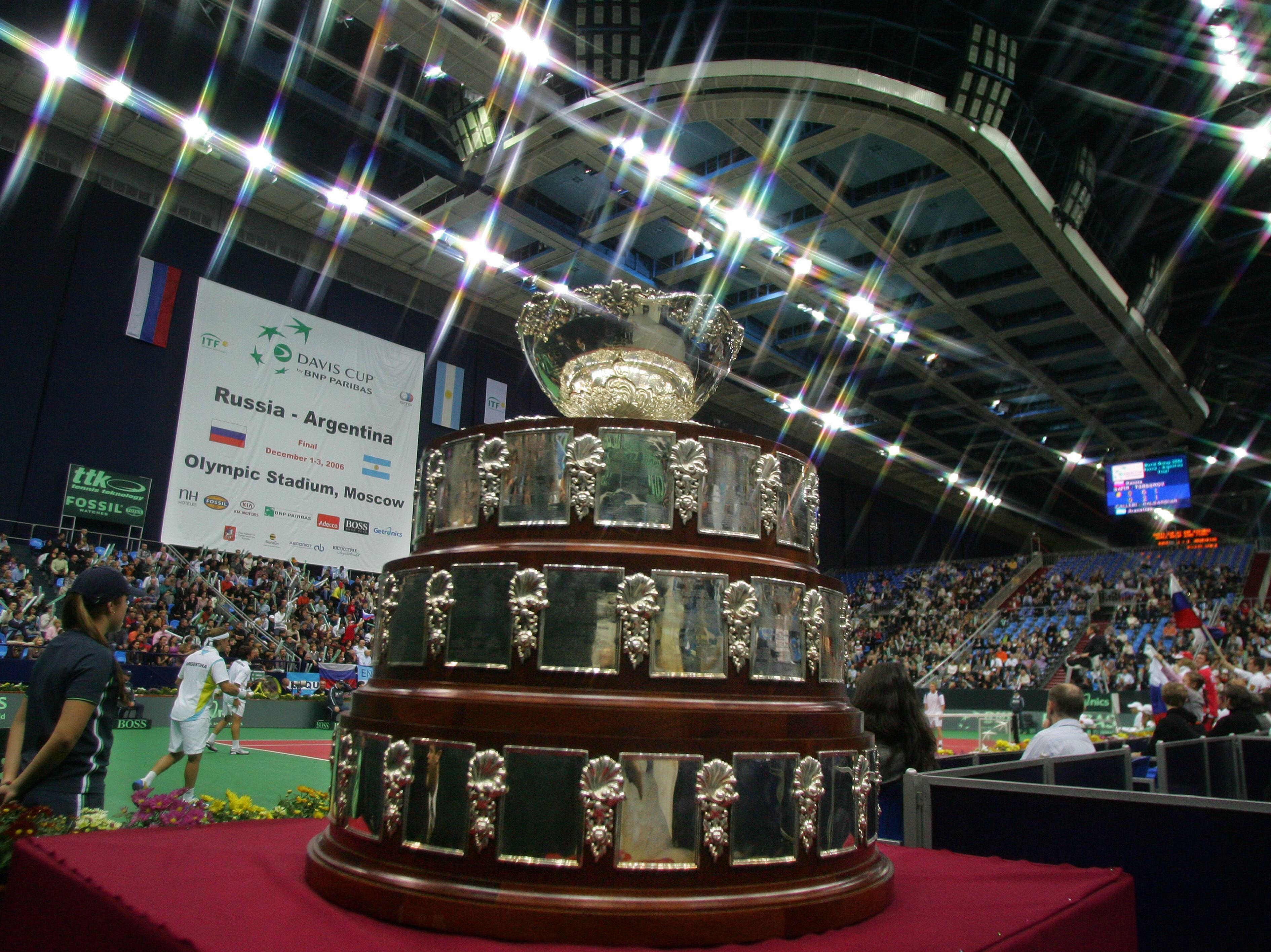 Tennis - Coupe Davis - Réforme de la Coupe Davis : l'ITF va trancher sur une réforme qui divise