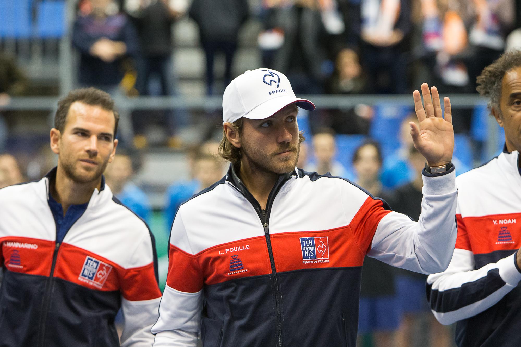 Tennis - Coupe Davis - Réforme de la Coupe Davis : Pour Pouille, c'est une «peine de mort»