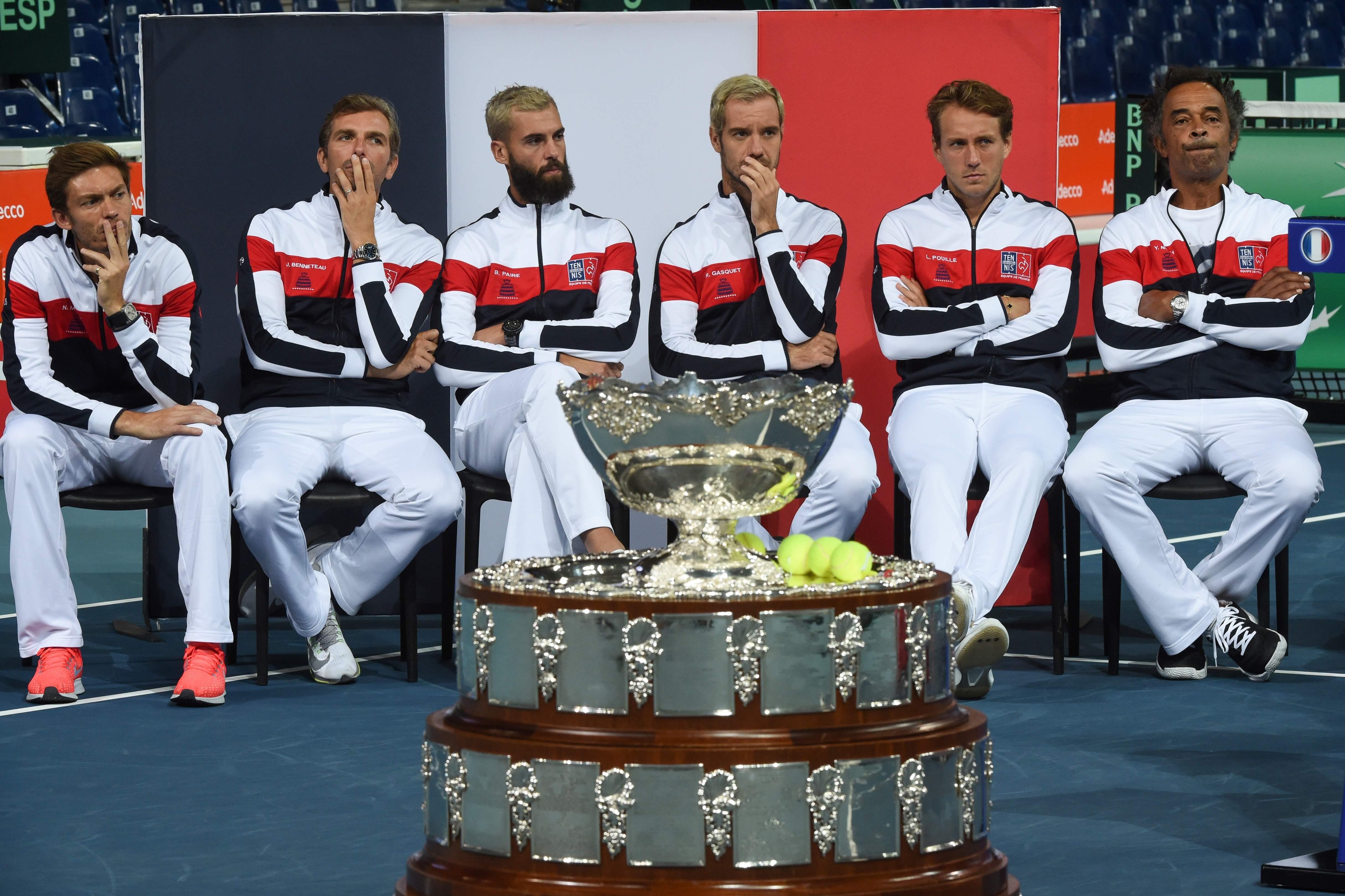 Tennis - Coupe Davis - Sans Nadal et avec Paire, la France peut rêver à une nouvelle finale
