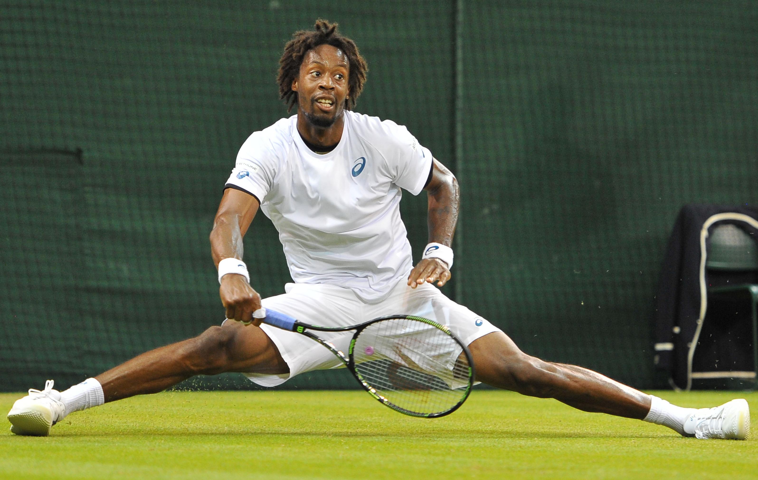 Tennis - Coupe Davis - Sans surprise, Monfils ne d�fiera pas la Grande-Bretagne