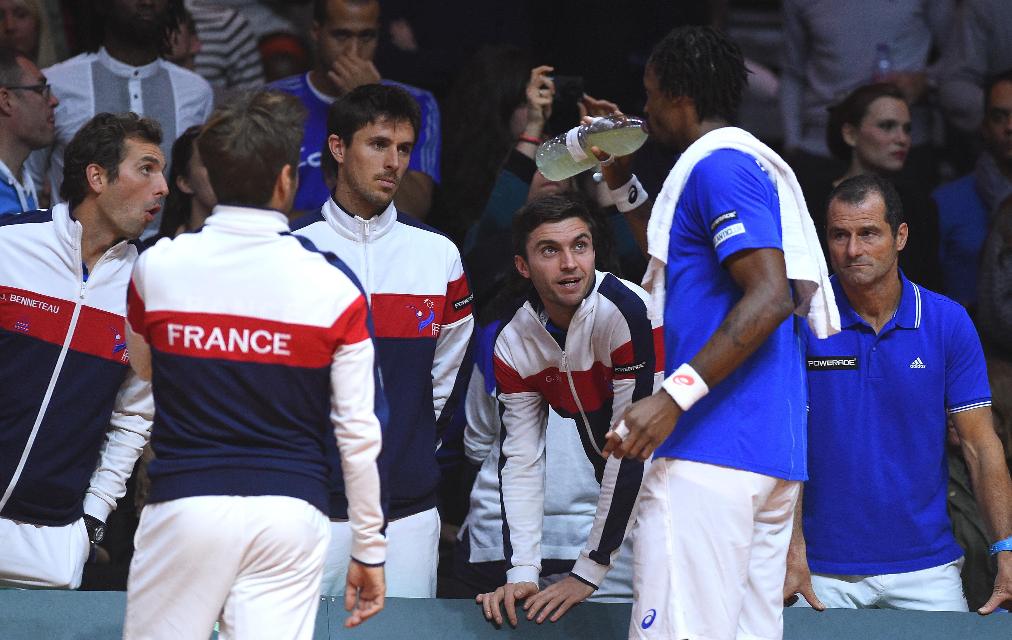 Tennis - Coupe Davis - S�lectionn�, Monfils a chang� d?avis !