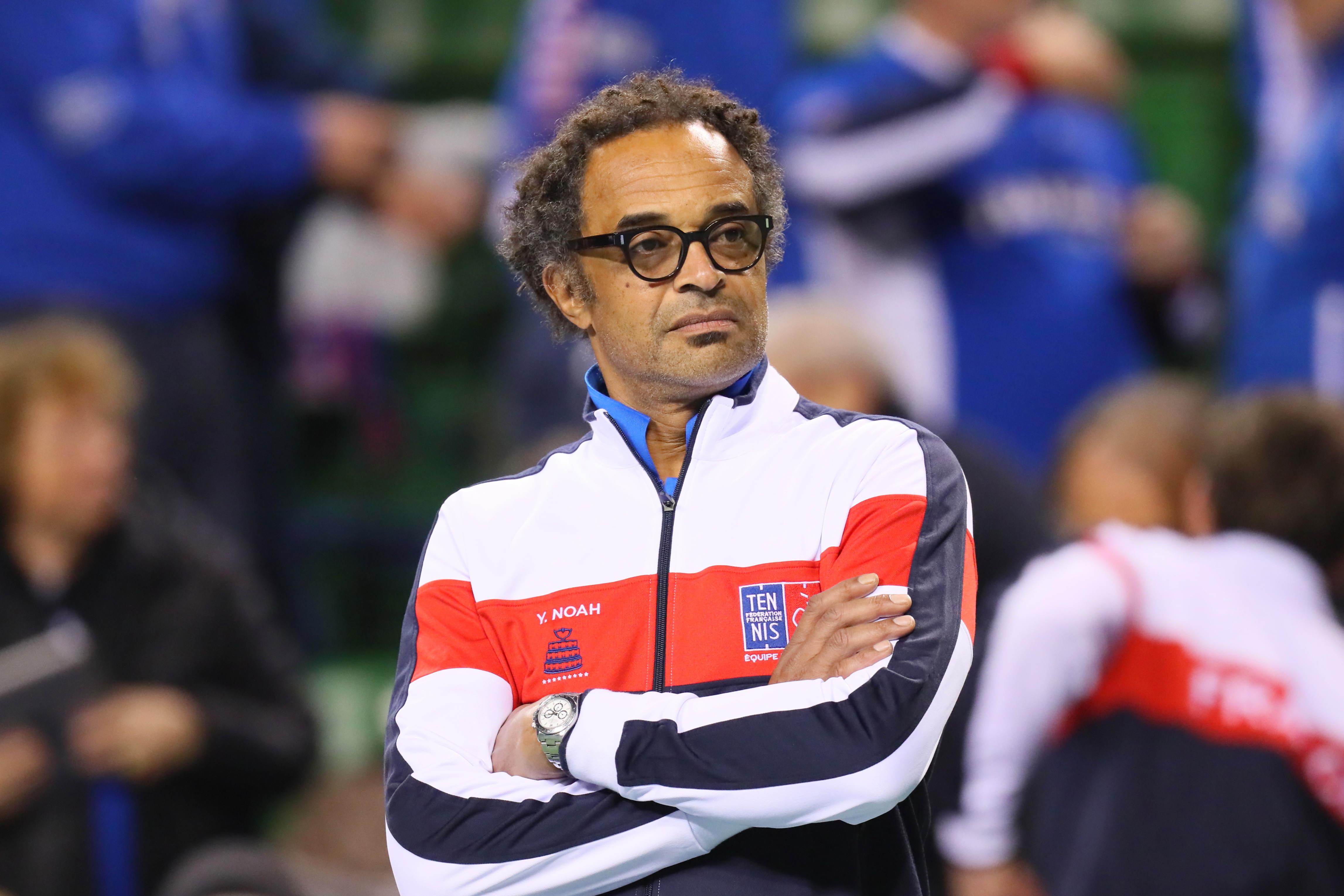 Tennis - Coupe Davis - Tsonga, Murray, Monfils : Noah se livre avant la Coupe Davis