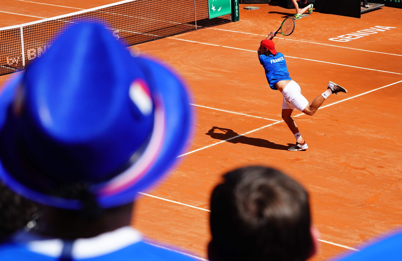 Tennis - Coupe Davis - Une belle opportunité de grandir pour Lucas Pouille