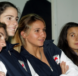 Bartoli Fed Cup 2004