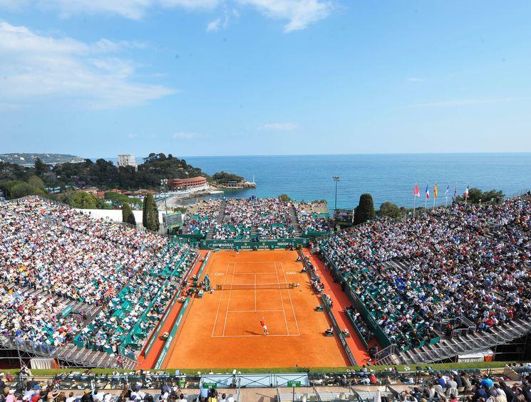 Court central Monte Carlo