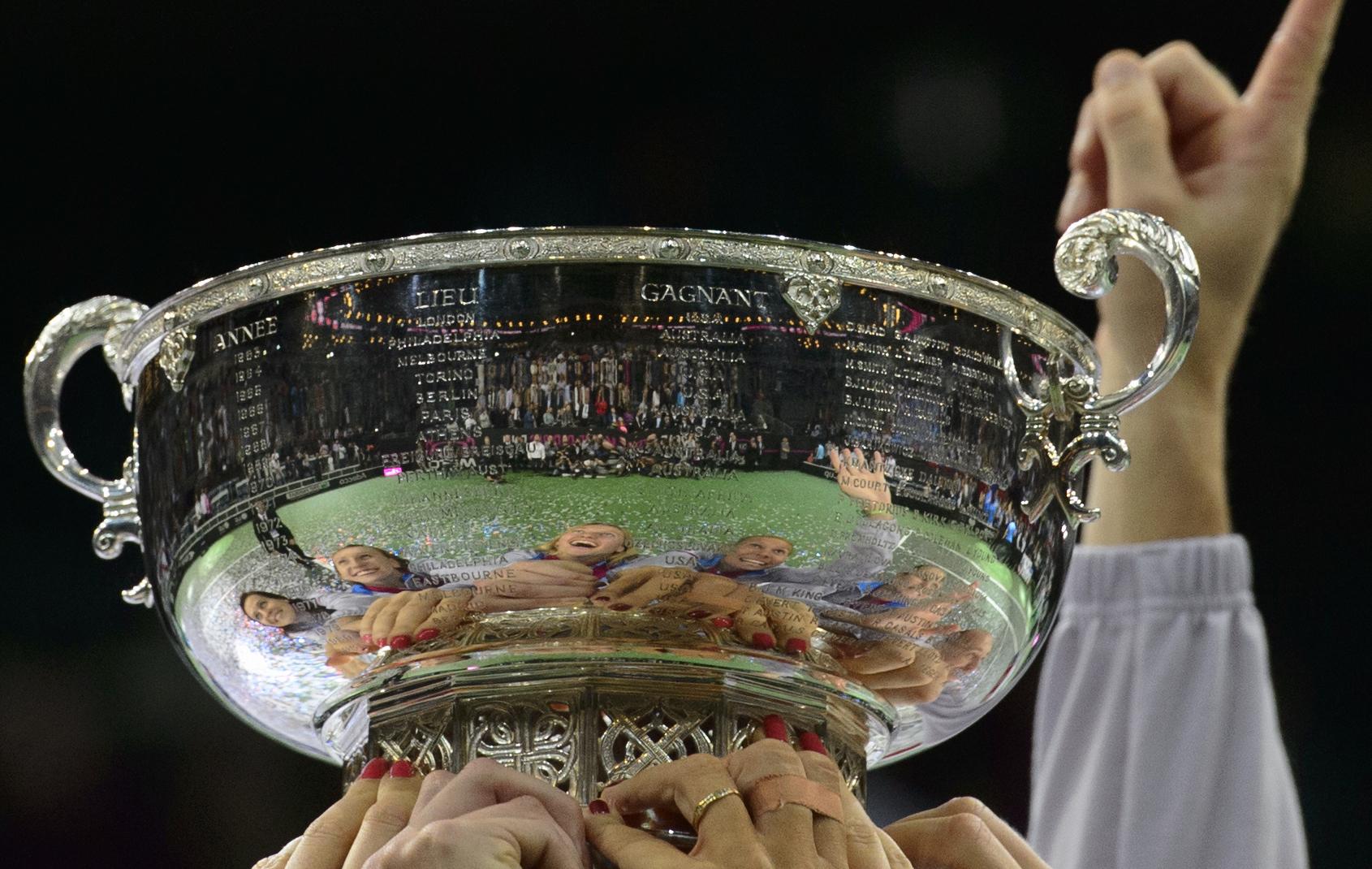 Tennis - Fed Cup - Après la Coupe Davis, la Fed Cup s'apprête à faire sa révolution