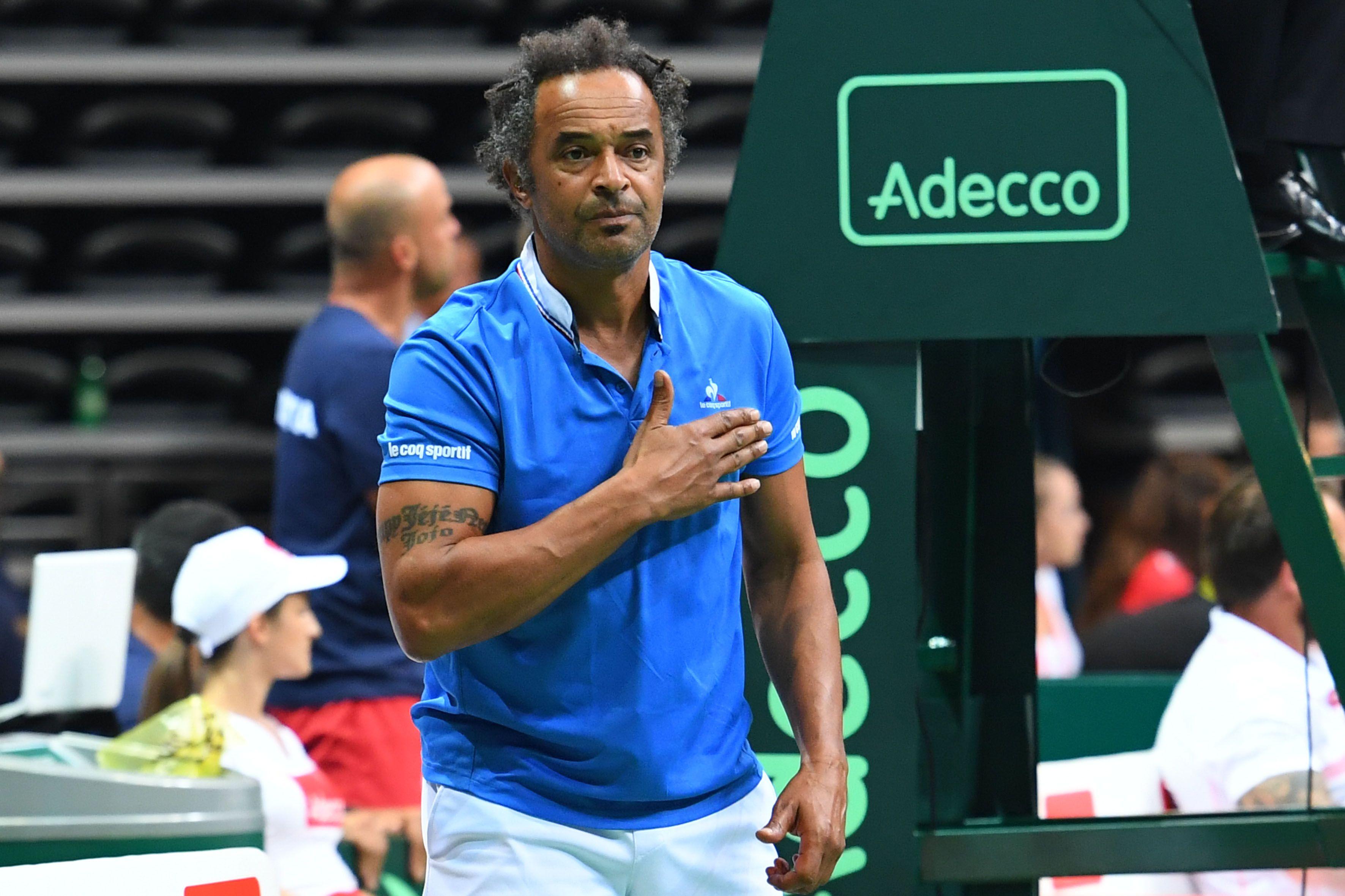 Tennis : Fed Cup - Coupe Davis et Fed Cup : En 2017, Noah cumulera les mandats