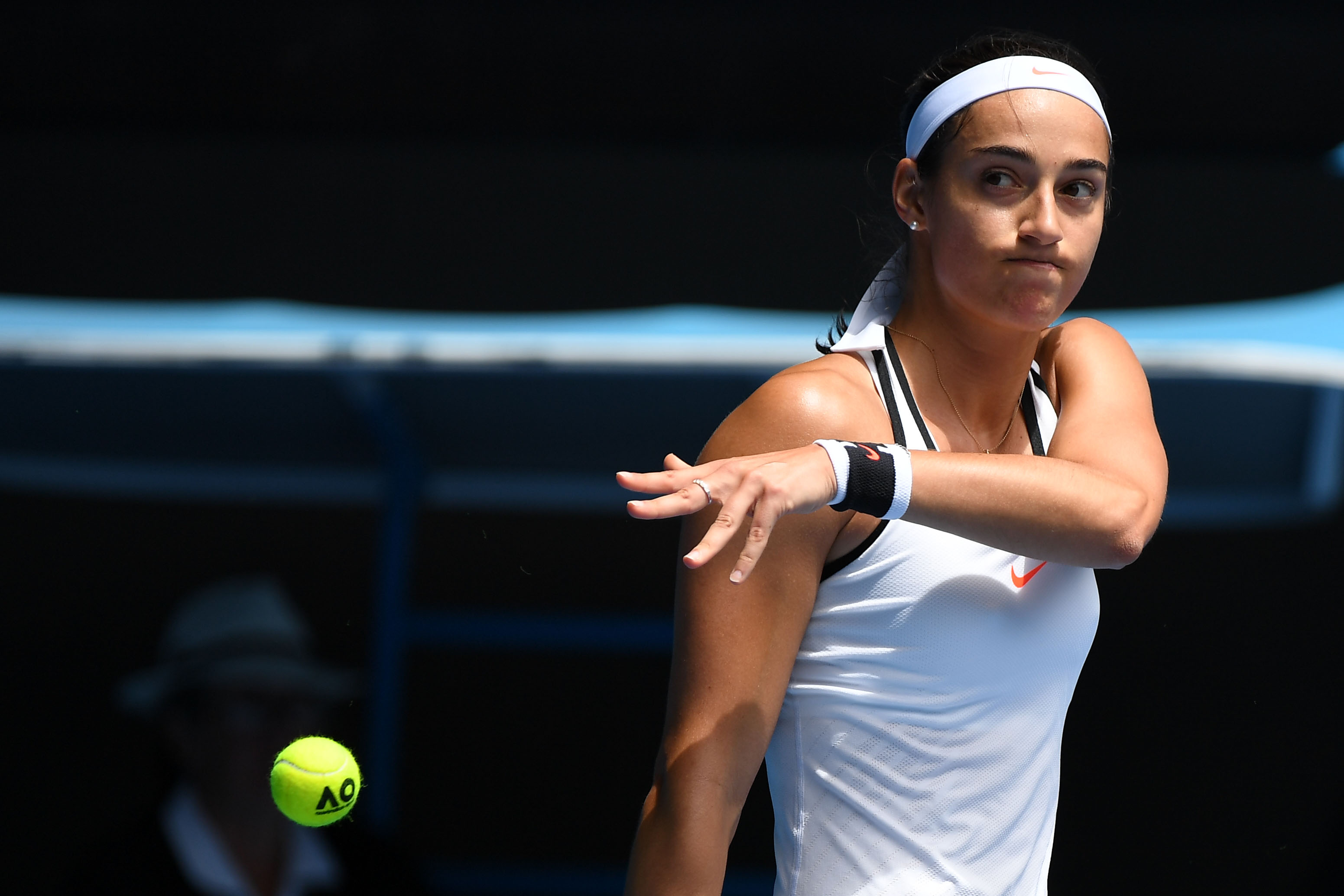 Tennis : Fed Cup - </b>Garcia consid&#232;re les pol&#233;miques comme &#171;une temp&#234;te dans un verre d?eau&#187;