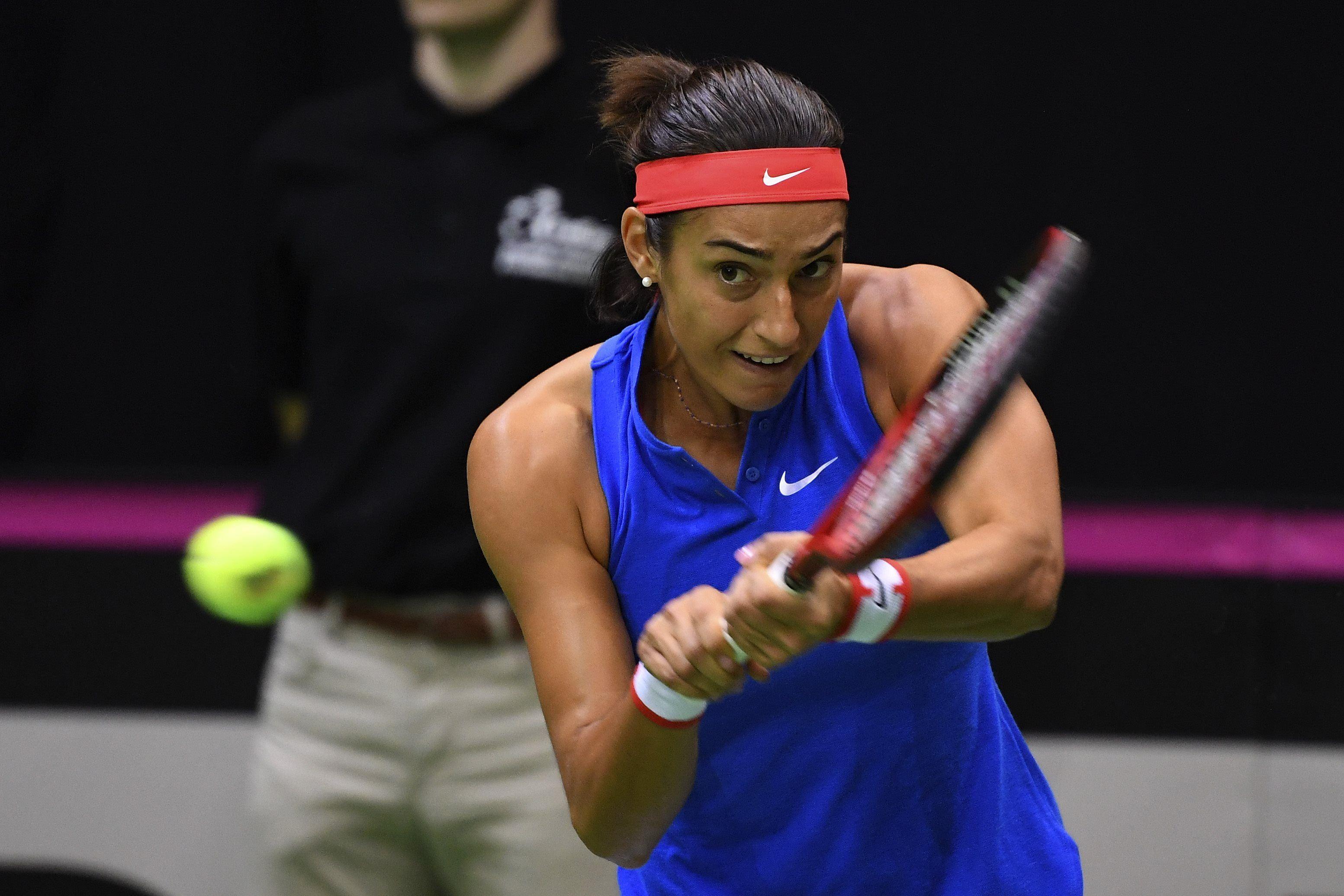 Tennis - Fed Cup - L'équipe de France en quête de perf' face à la Roumanie de Simona Halep