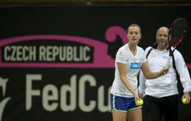 Tennis : Fed Cup - La R�publique tch�que vise une 3e couronne en 4 ans