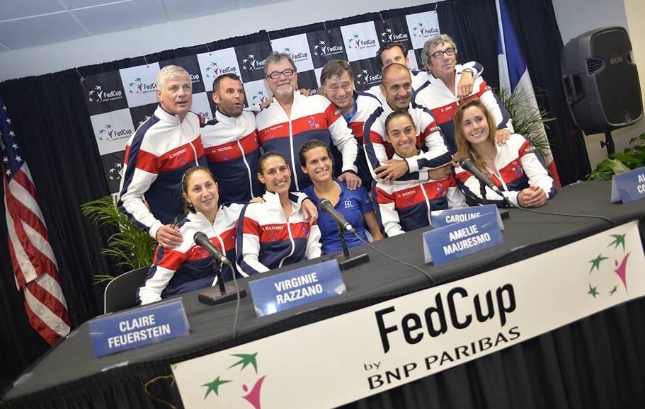 Tennis : Fed Cup - Les Bleues retrouvent l?�lite, Mauresmo r�ussit son pari