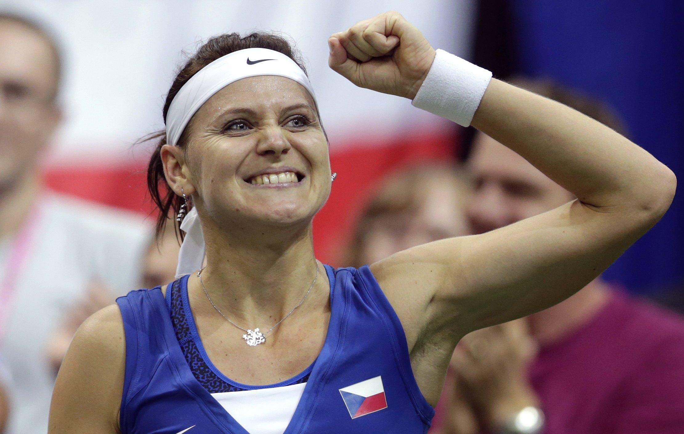 Tennis : Fed Cup - Les Tch�ques � un doigt du bonheur