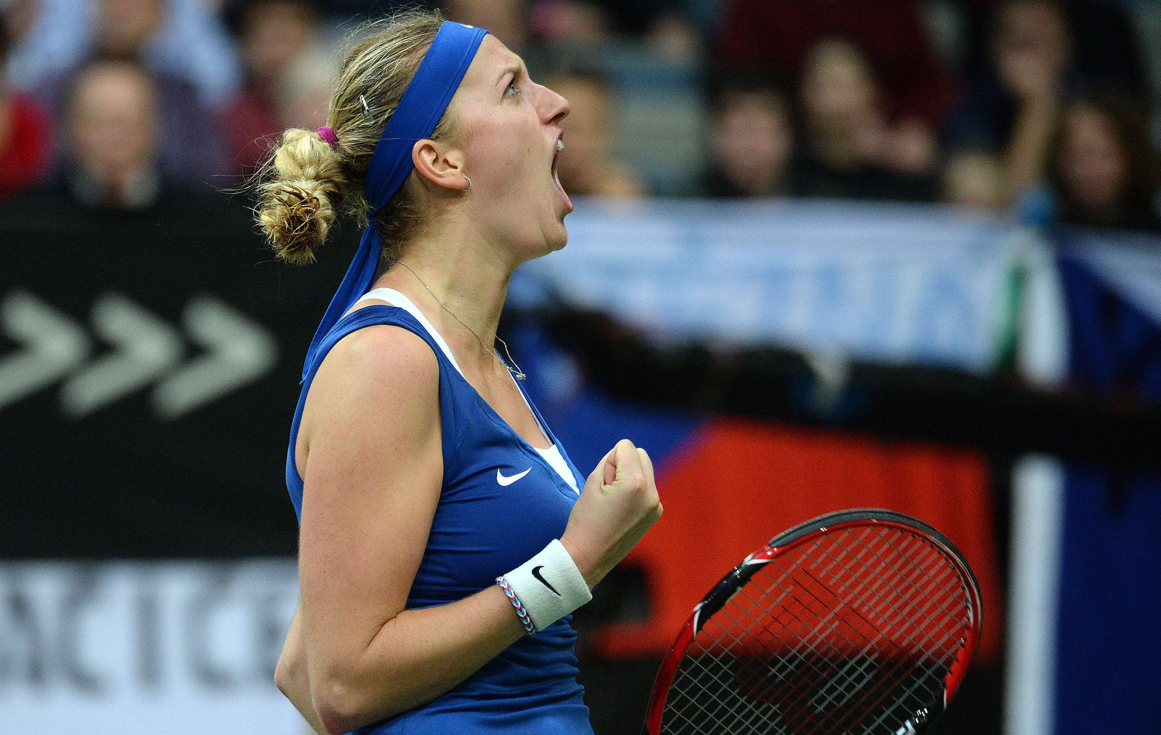 Tennis : Fed Cup - Les Tch�ques perp�tuent leur tradition
