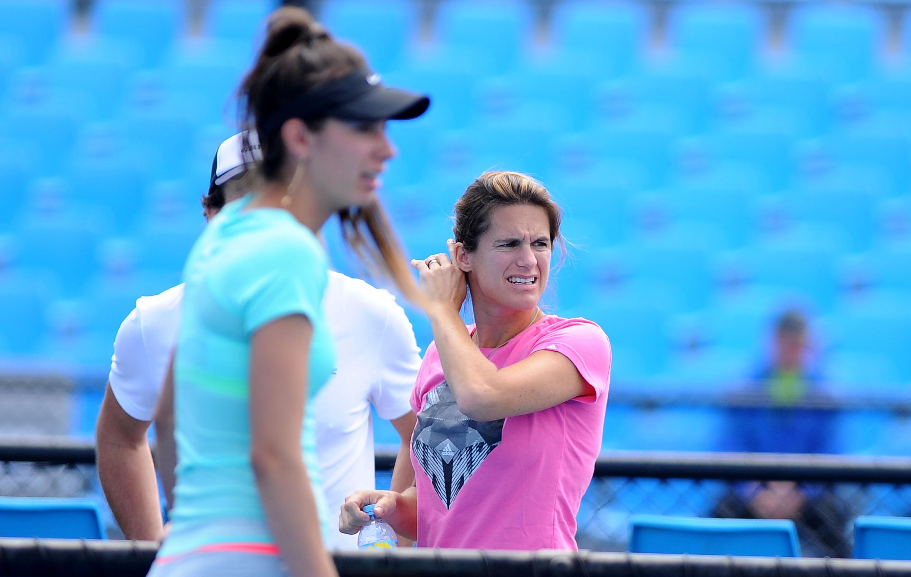 Tennis - Fed Cup - Mauresmo : �Dodin n?est pas encore pr�te�