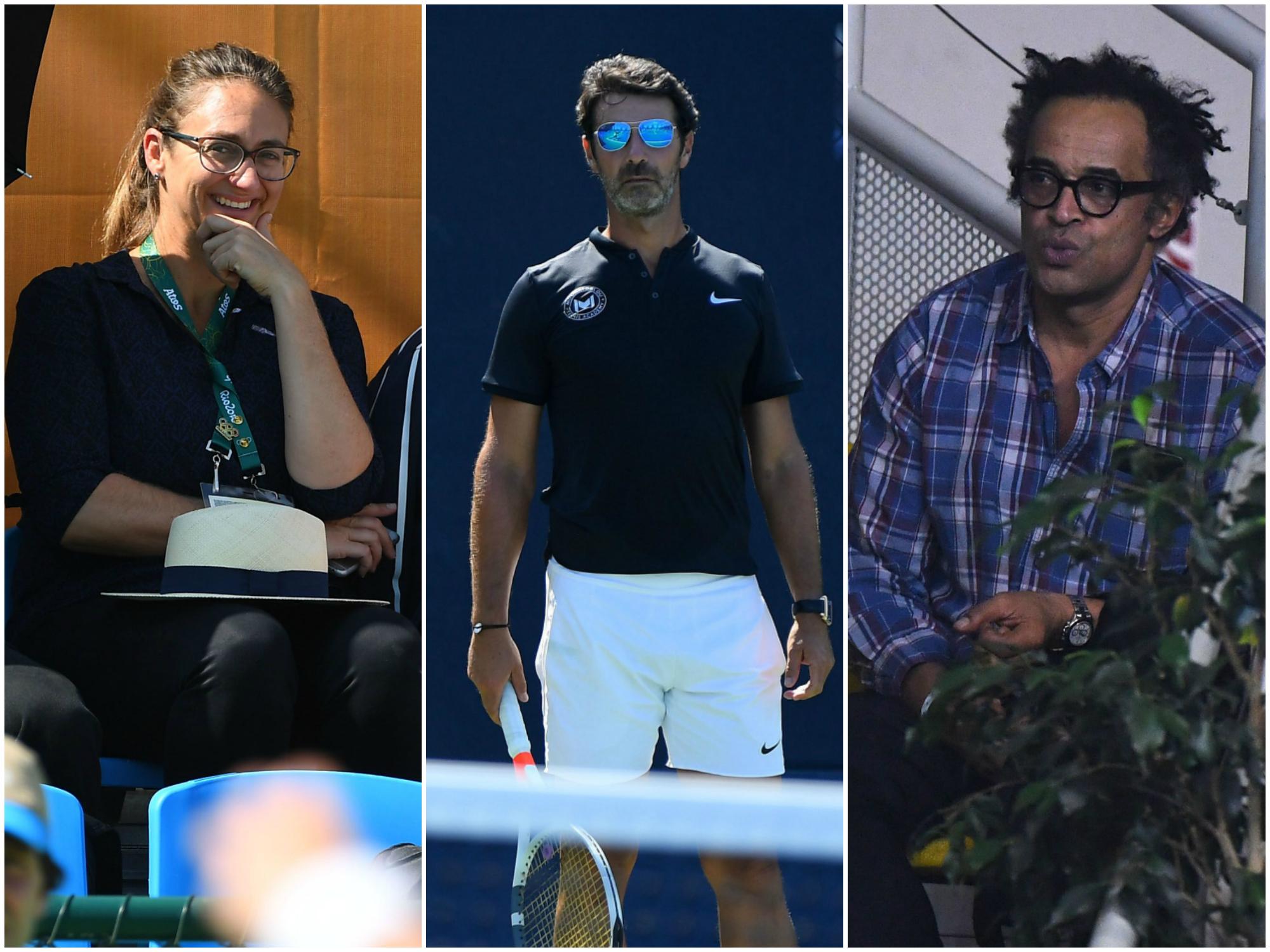 Tennis : Fed Cup - Noah, Pierce, Mouratoglou? : Les pistes pour succéder à Mauresmo