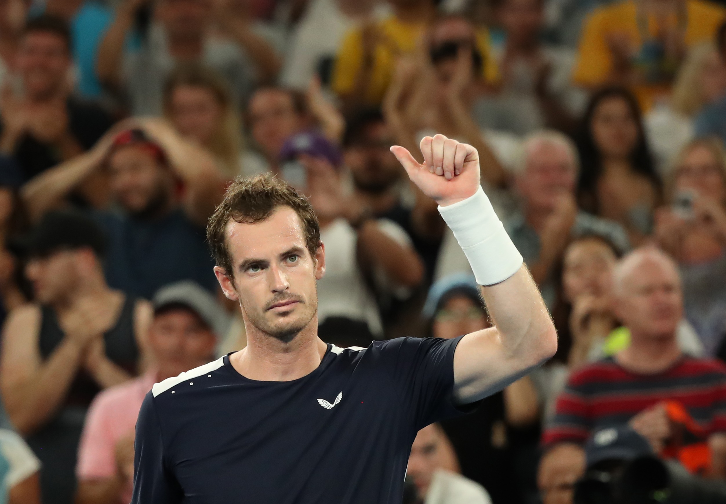 Tennis - Open Australie - Andy Murray, le sublime adieu à Melbourne