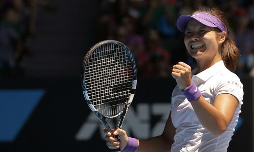 Au bon souvenir de Li Na - Open Australie - Tennis -