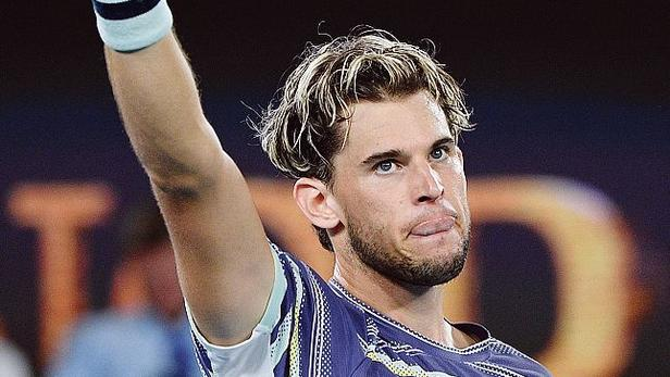 Tennis - Open Australie - Comment Dominic Thiem est devenu un vrai dur