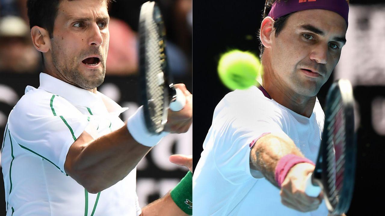 Tennis - Open Australie - Djokovic-Federer, avant le 50e blockbuster, le Top 5 de leurs duels