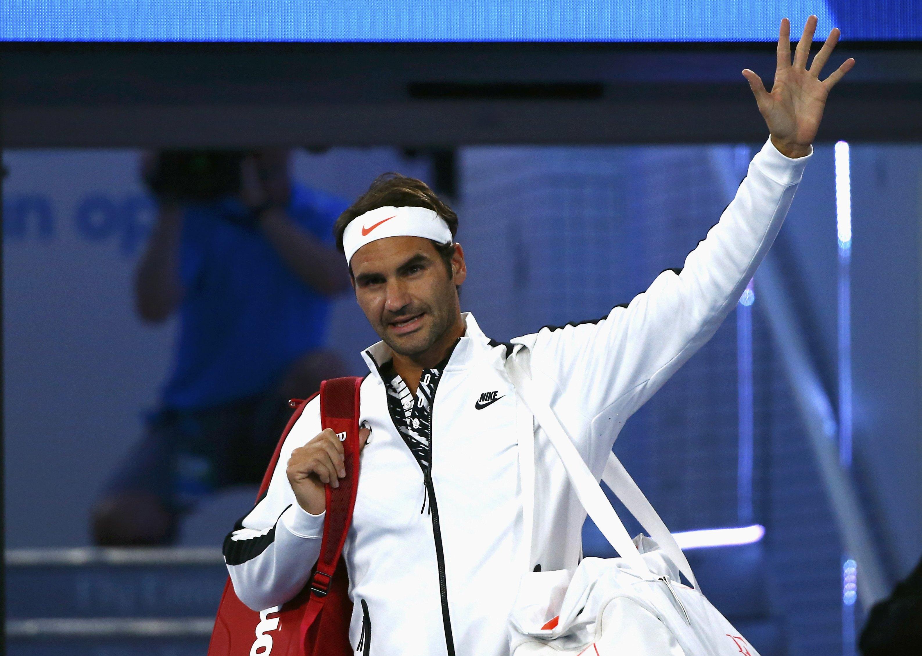 Tennis - Open Australie - Malgré un set lâché, Federer a rassuré pour son retour