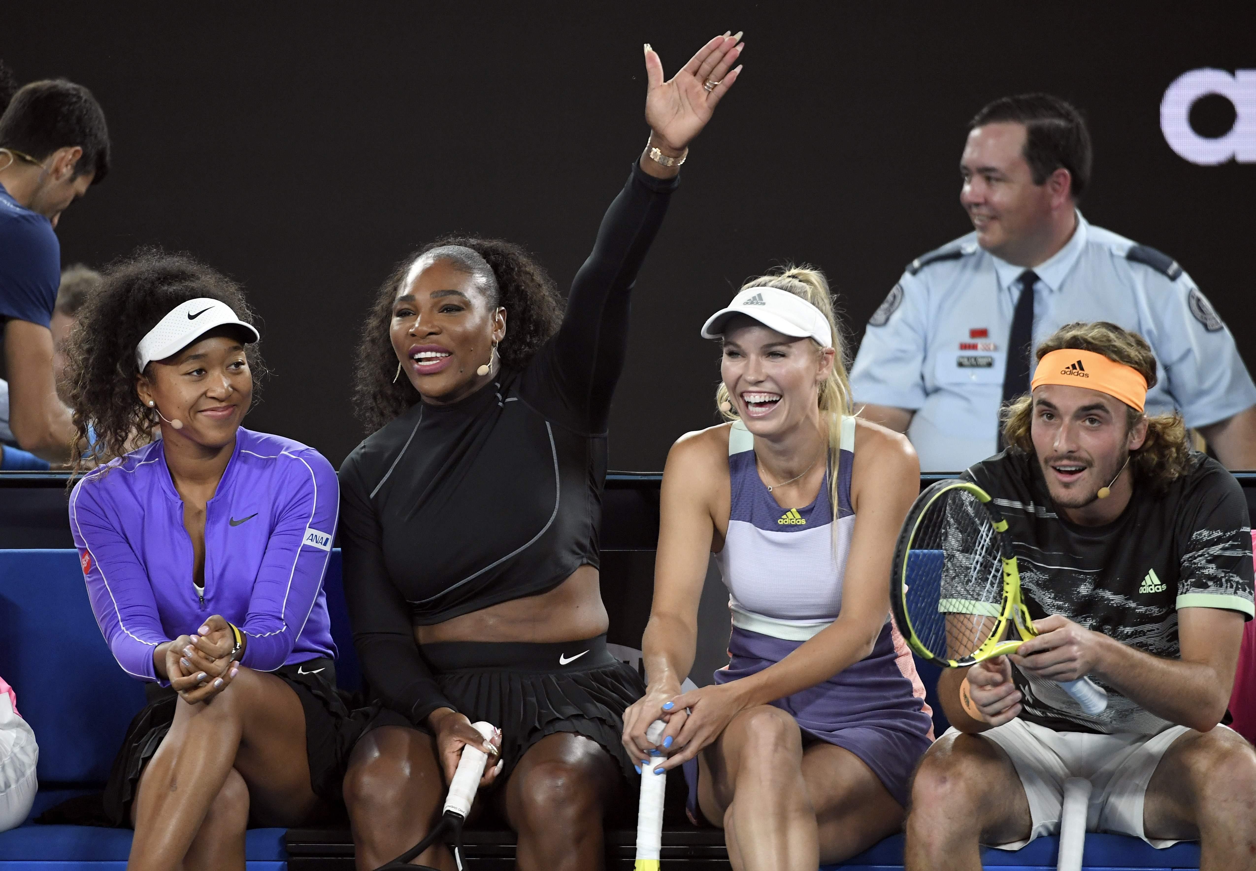 Tennis - Open Australie - Federer, Serena Williams, Djokovic, les stars se mobilisent pour les victimes des incendies