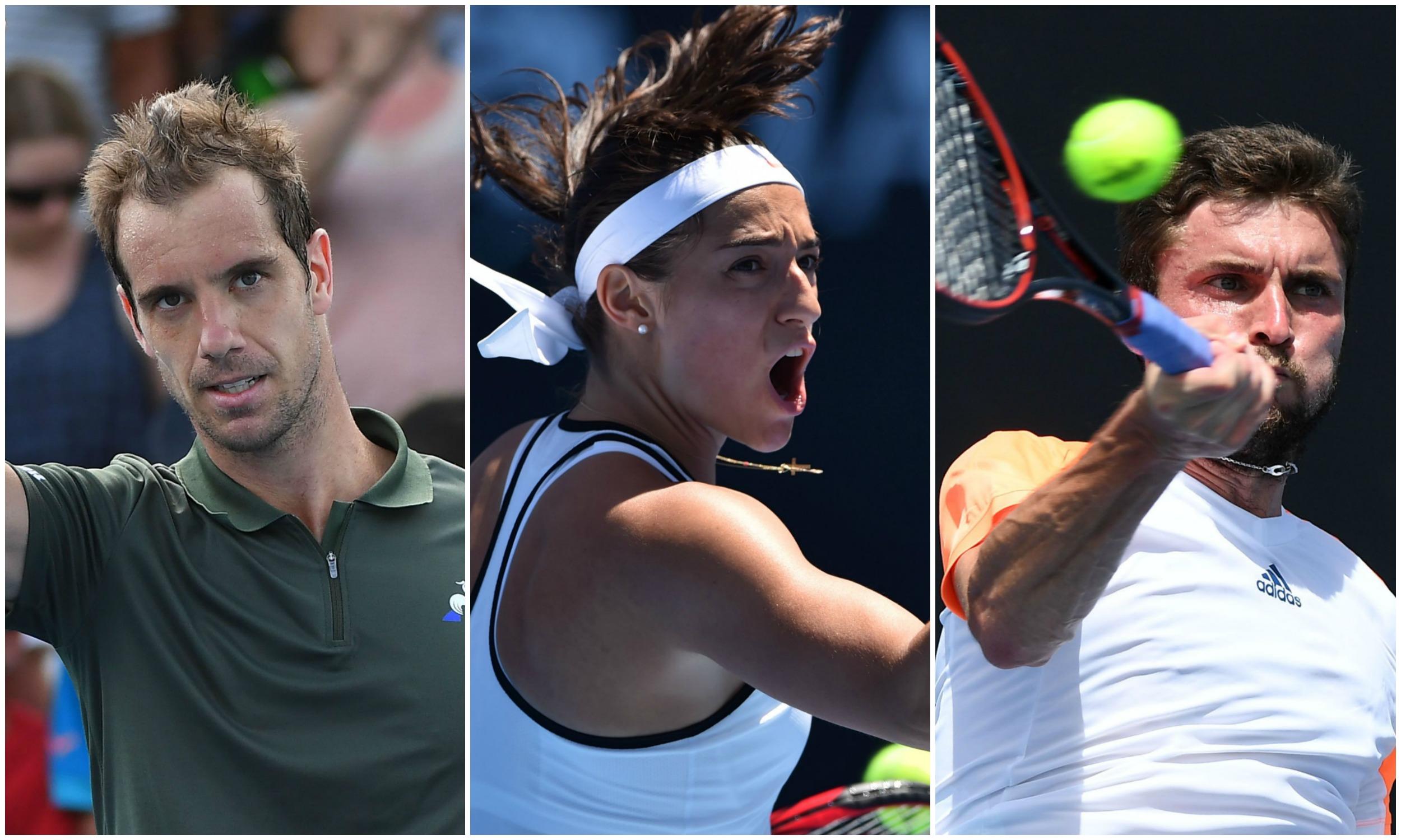 Tennis - Open Australie - Gasquet, Simon, Garcia: Ce qu'il faut retenir de la nuit à Melbourne