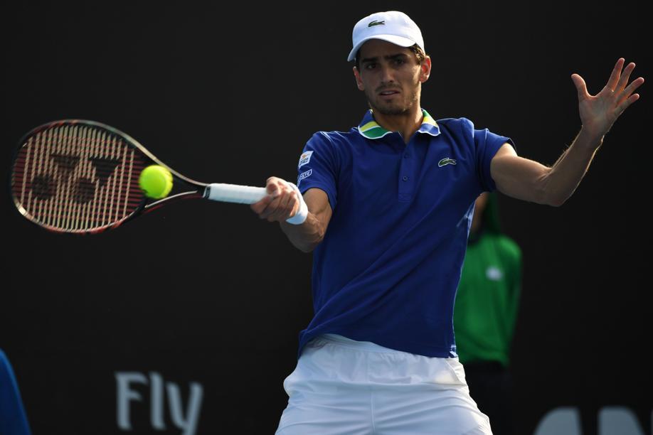Tennis - Open Australie - Herbert invente le smash avec effet rétro