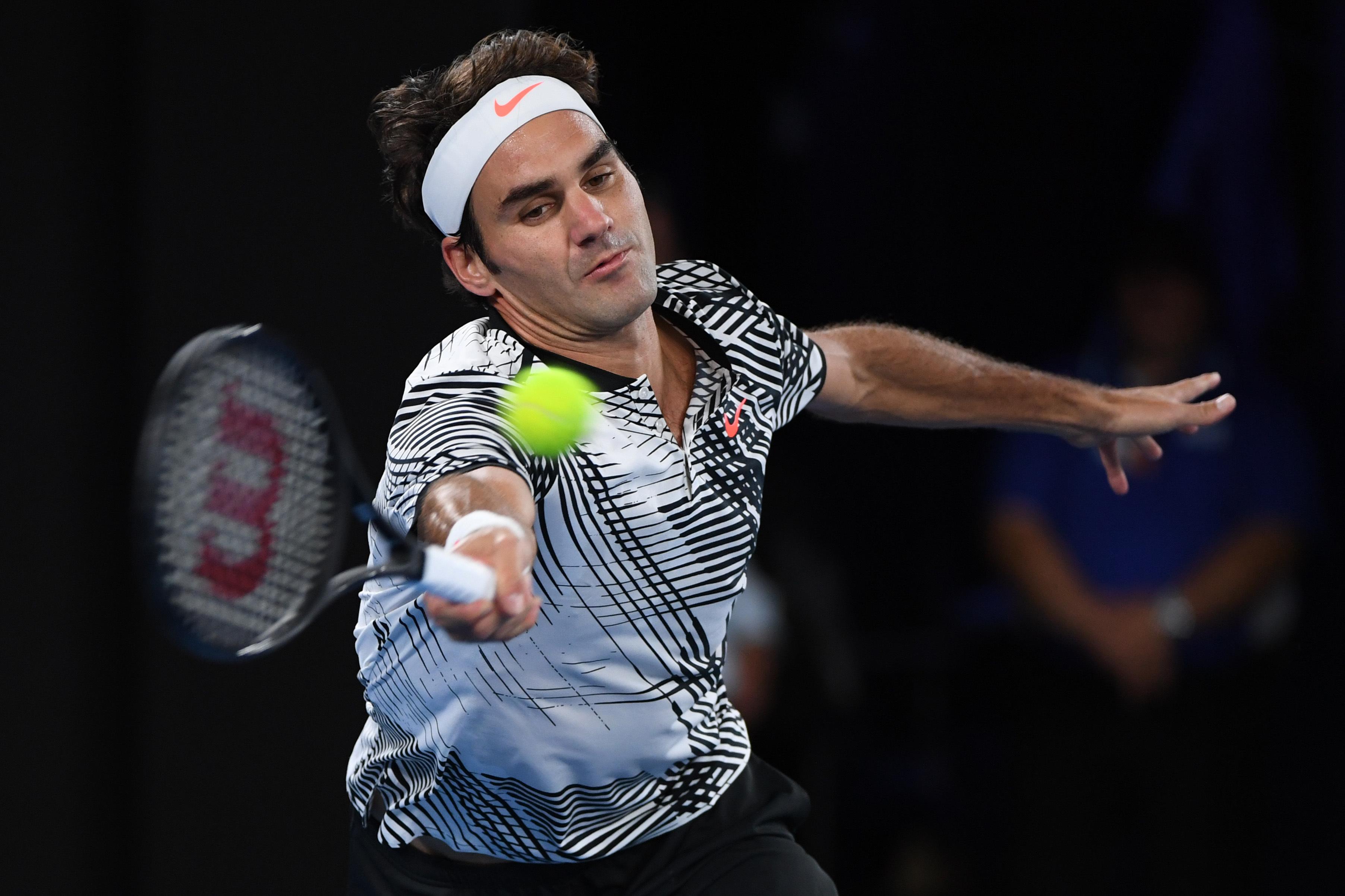 Tennis - Open Australie - Le grand Federer est (déjà) de retour