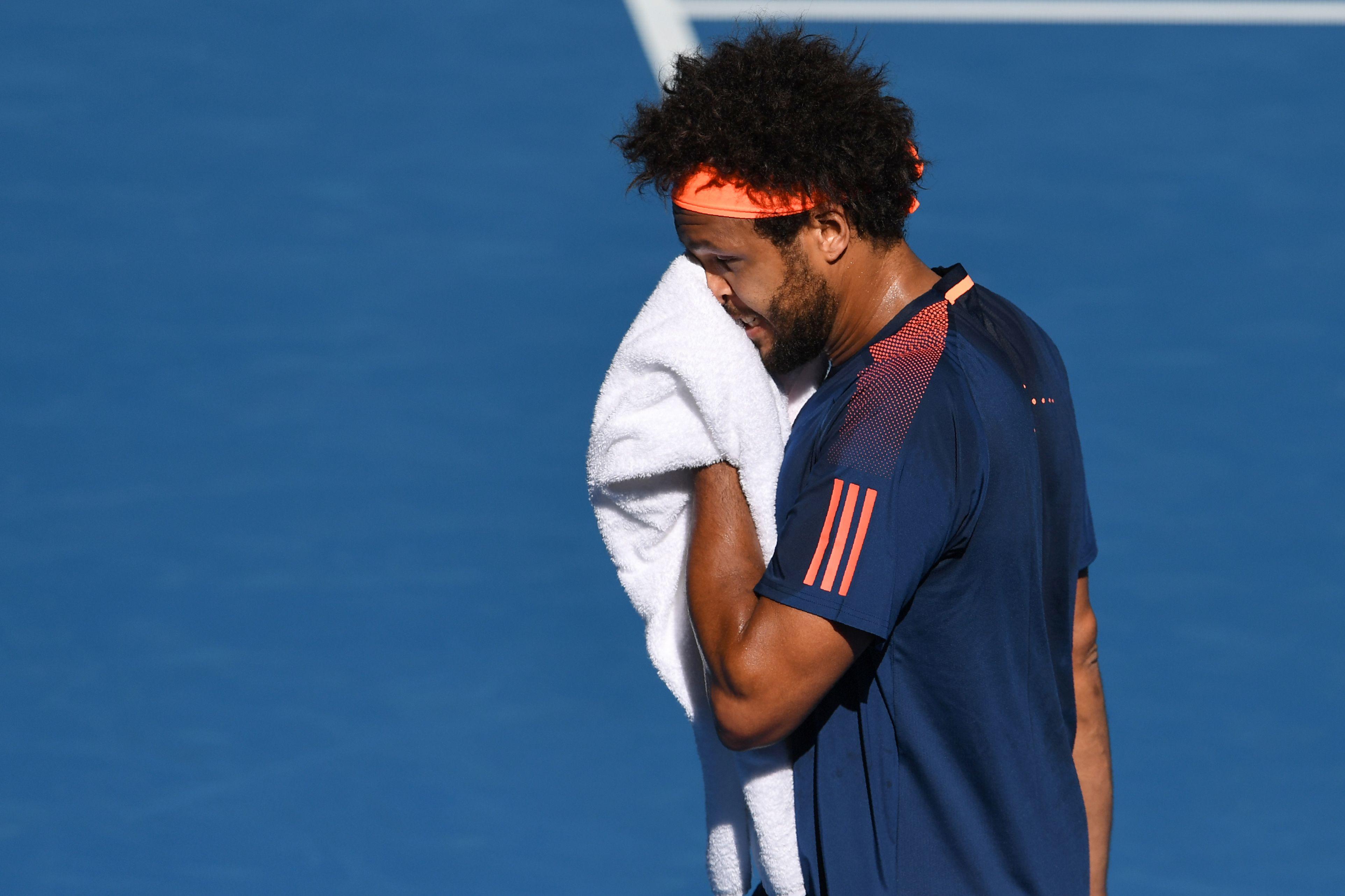Tennis - Open Australie - Le tennis français privé de lumière à Melbourne