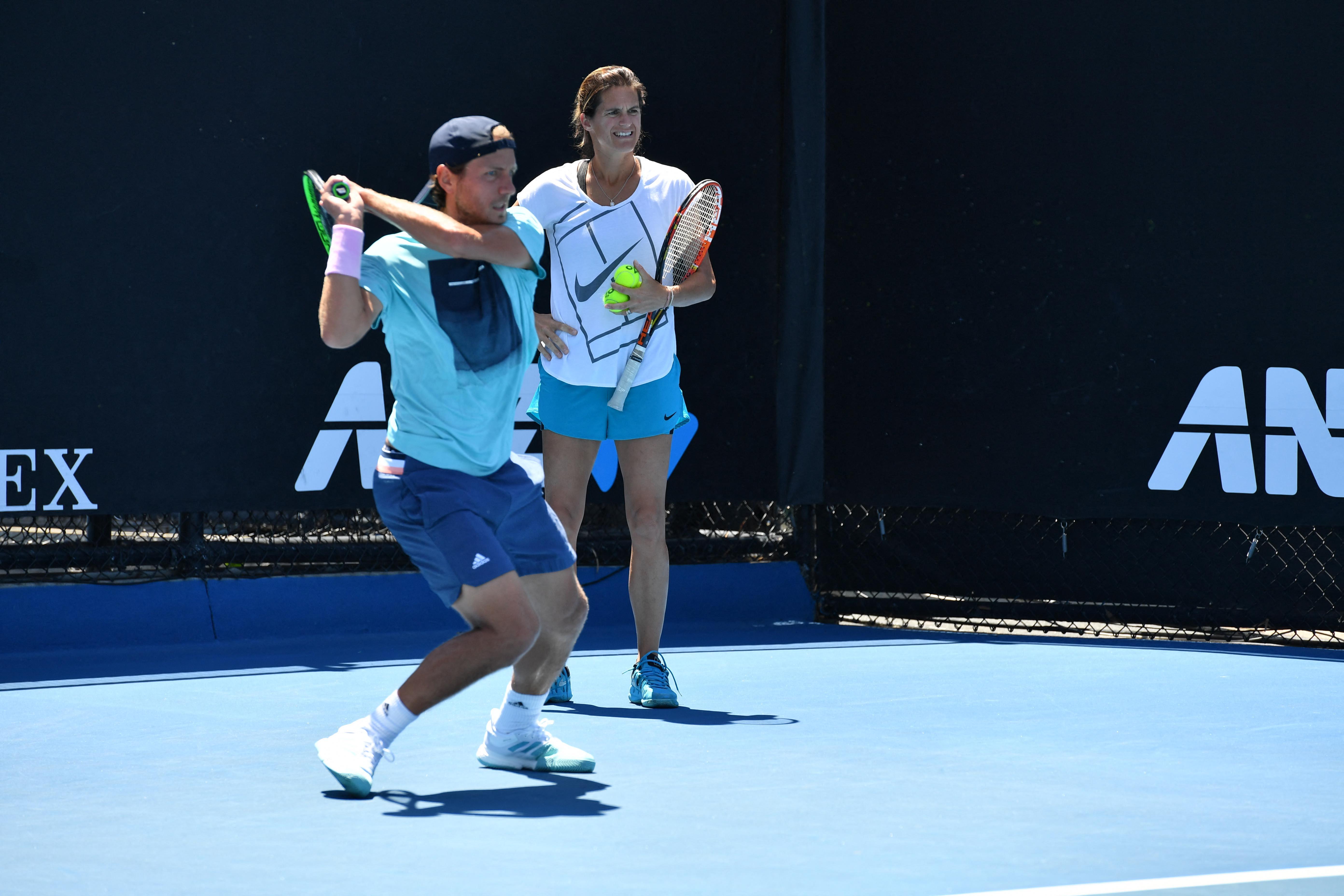 Tennis - Open Australie - Lucas Pouille, les clés d'un retour fracassant