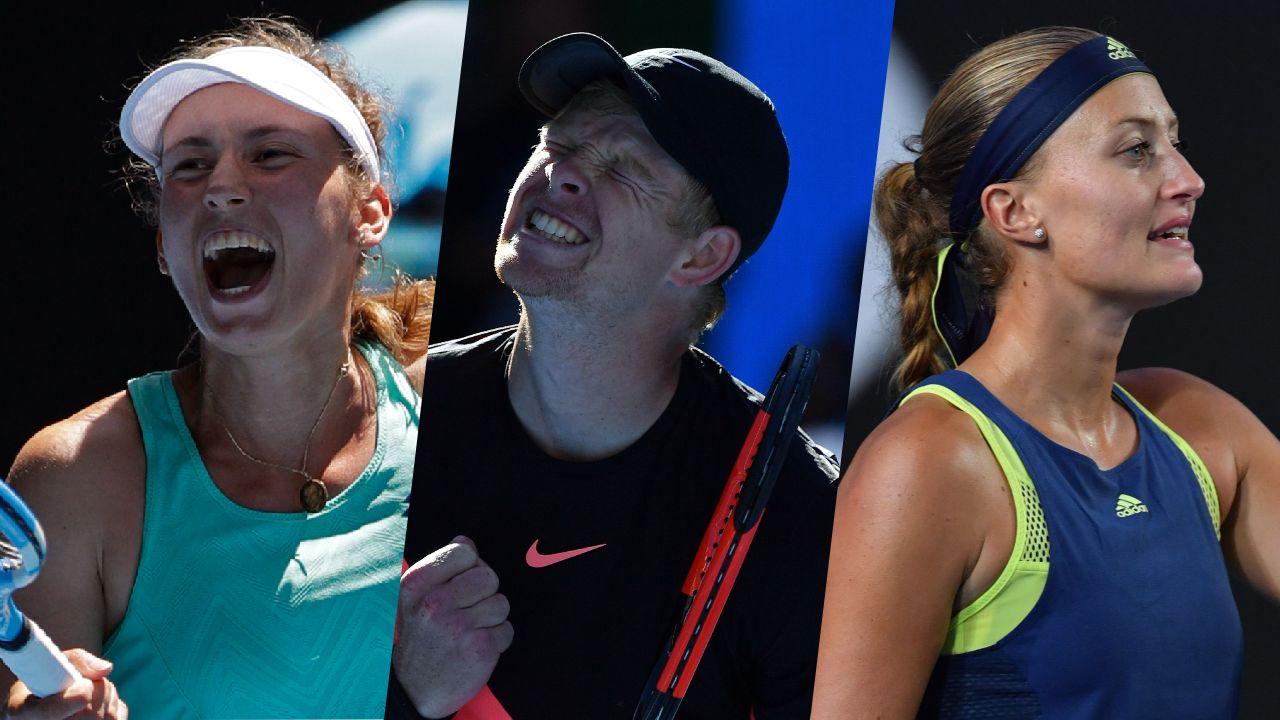 Tennis - Open Australie - Mertens, Edmund, Mladenovic : l'essentiel de la nuit à Melbourne