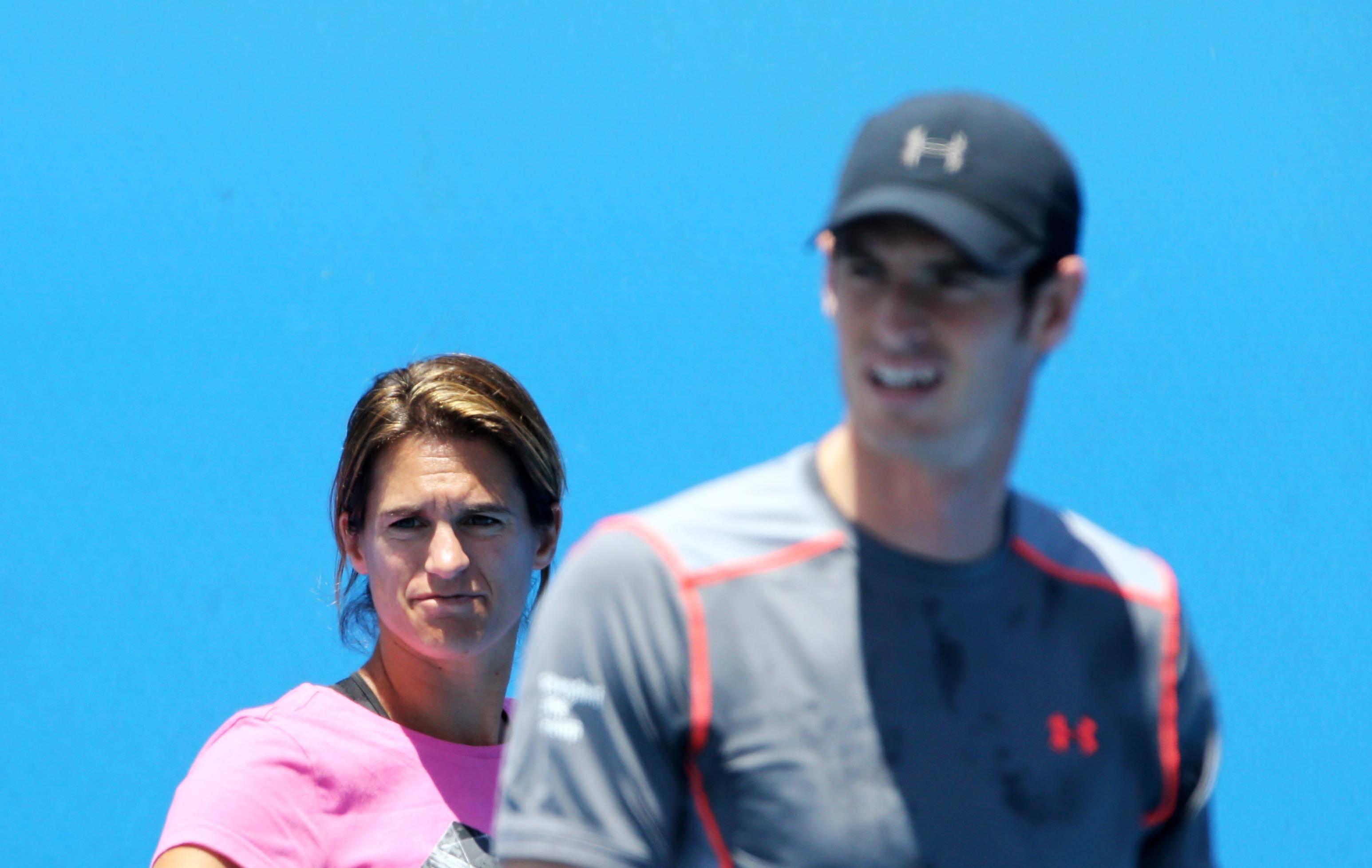 Tennis - Open Australie - Murray-Mauresmo, ticket gagnant